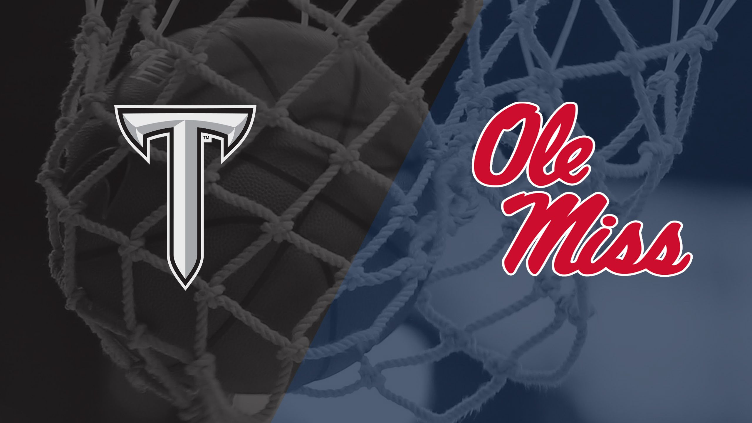 Troy vs. Ole Miss (W Basketball)