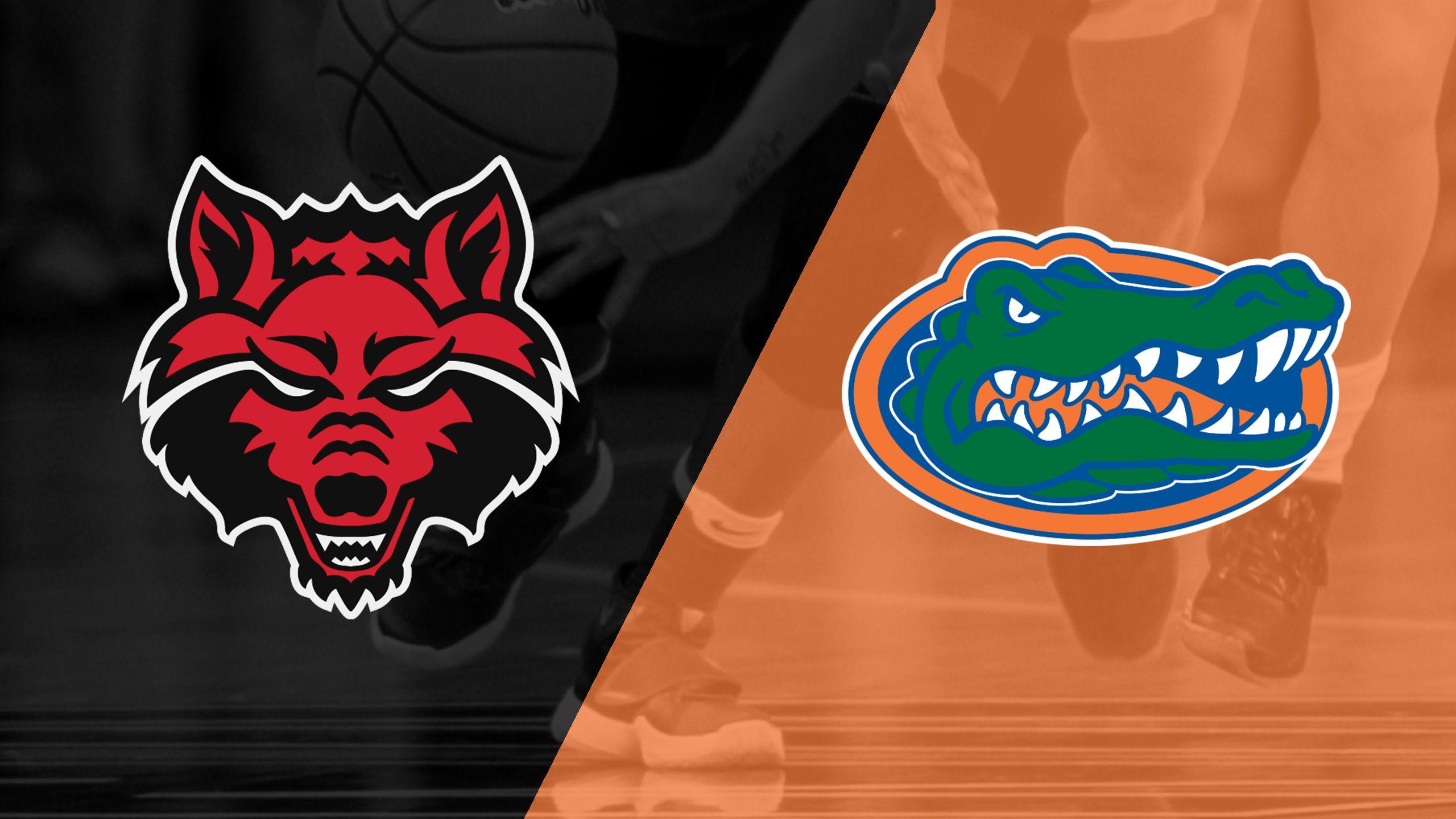 Arkansas State vs. Florida (W Basketball)
