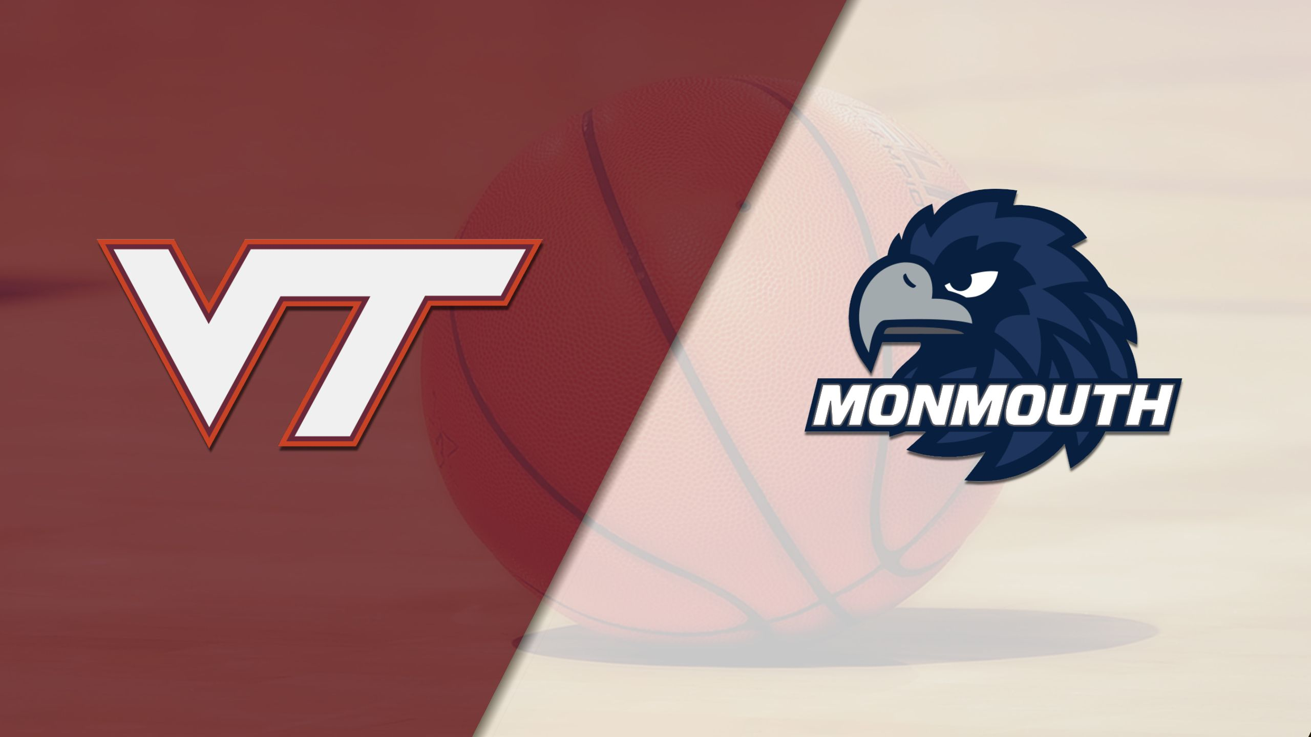 Virginia Tech vs. Monmouth (W Basketball)