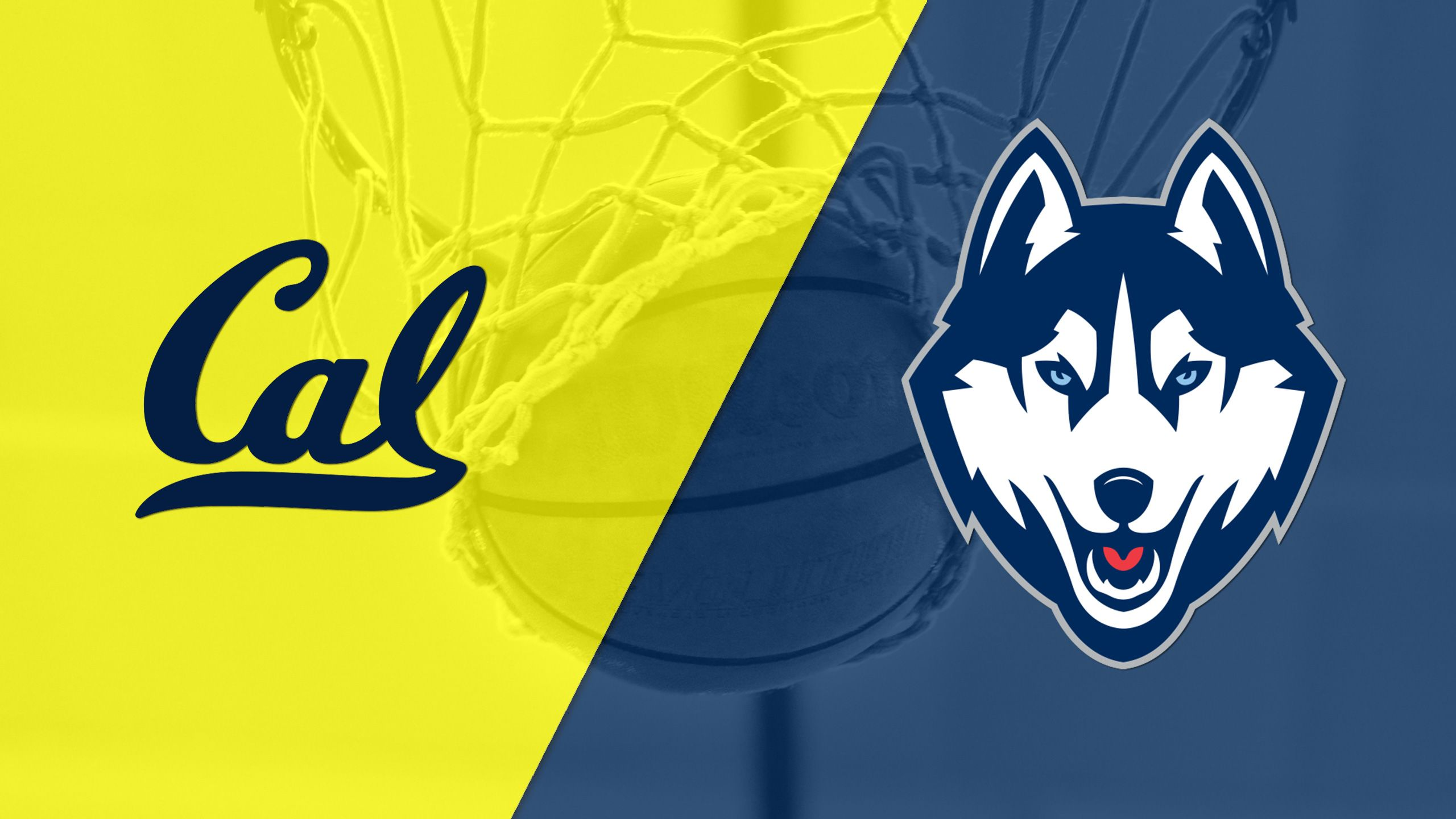 #20 California vs. #1 Connecticut (W Basketball)