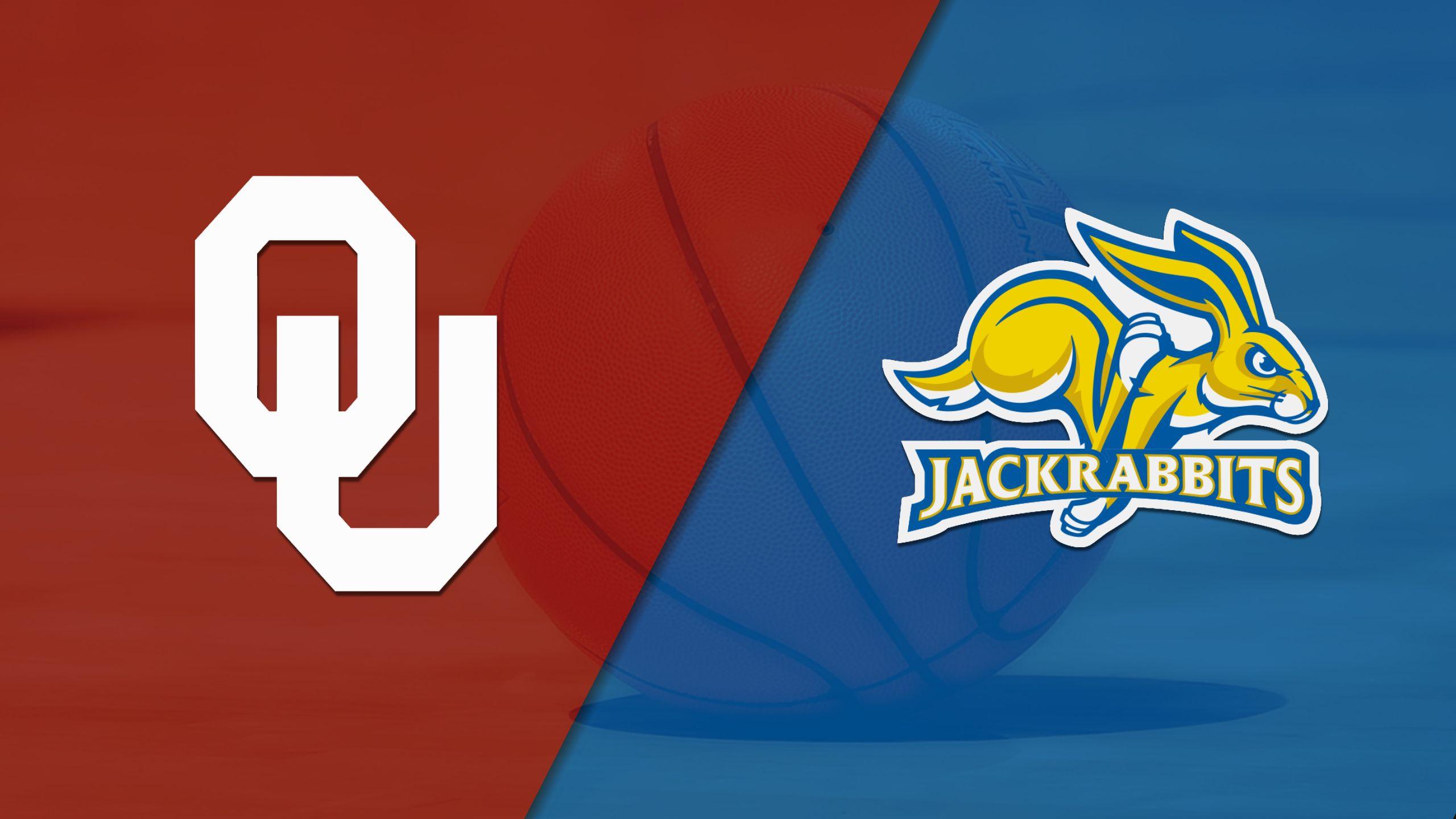 Oklahoma vs. South Dakota State (W Basketball)