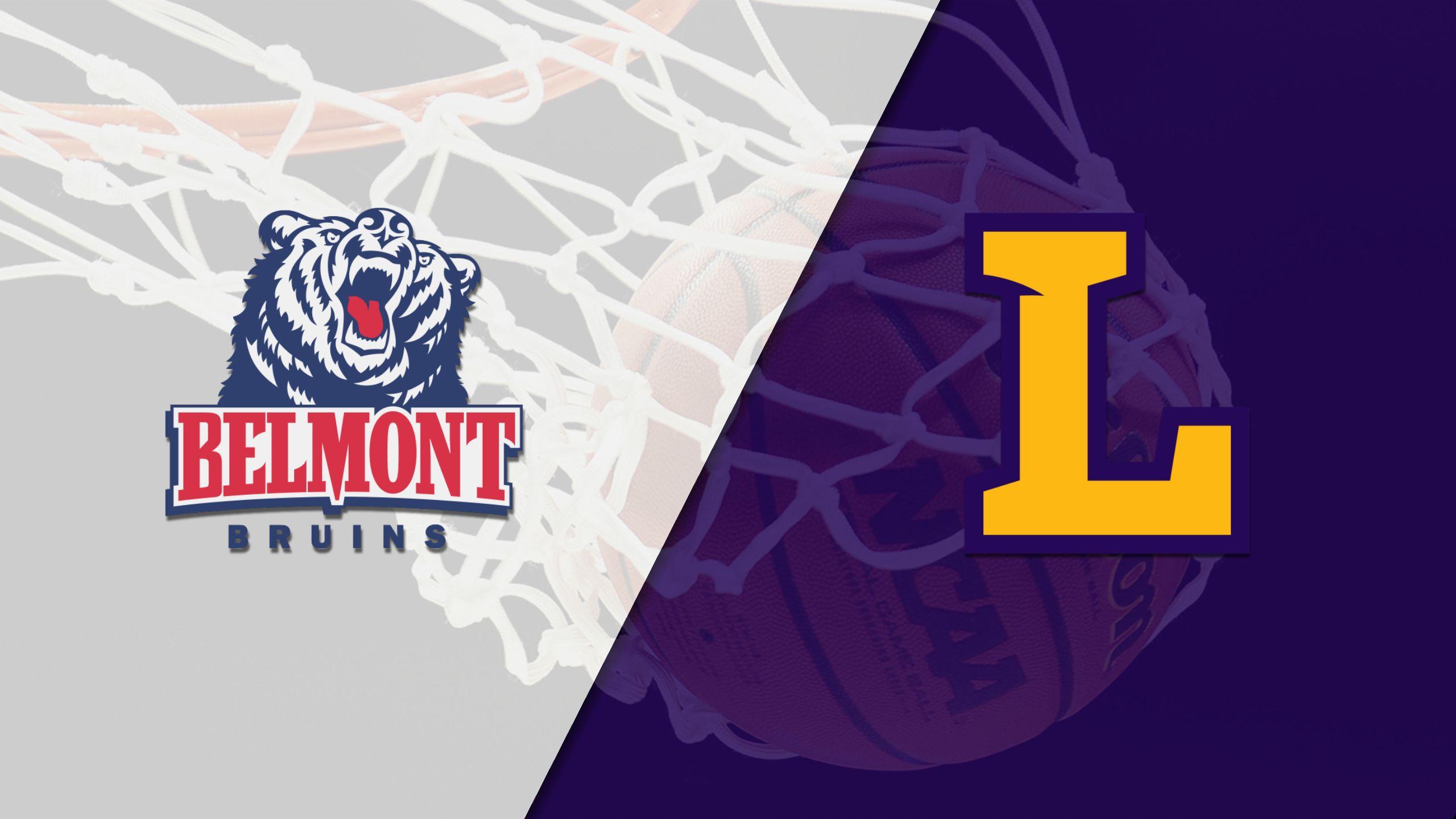 Belmont vs. Lipscomb (W Basketball)