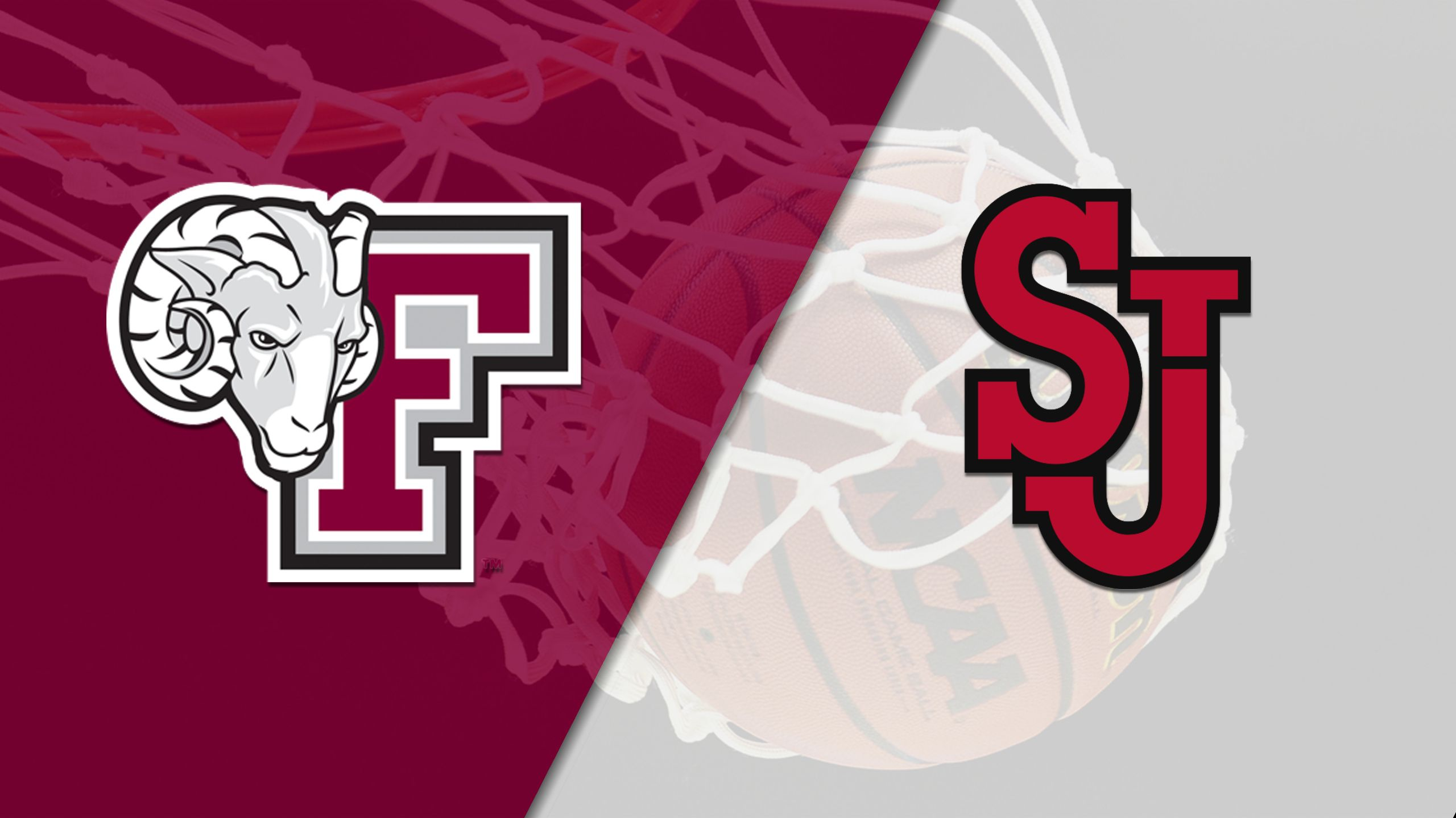 Fordham vs. St. John's (W Basketball)