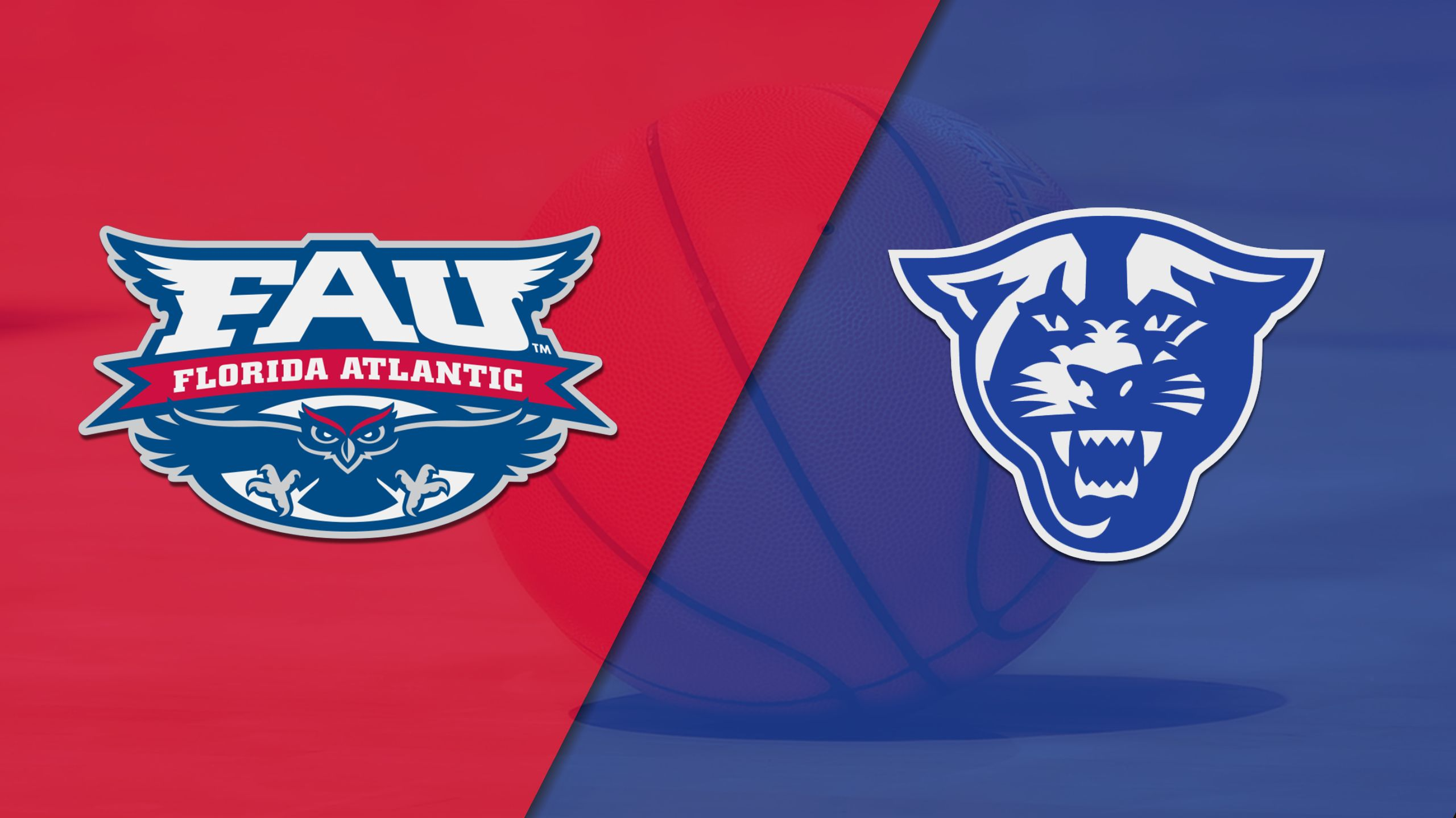 Florida Atlantic vs. Georgia State (W Basketball)