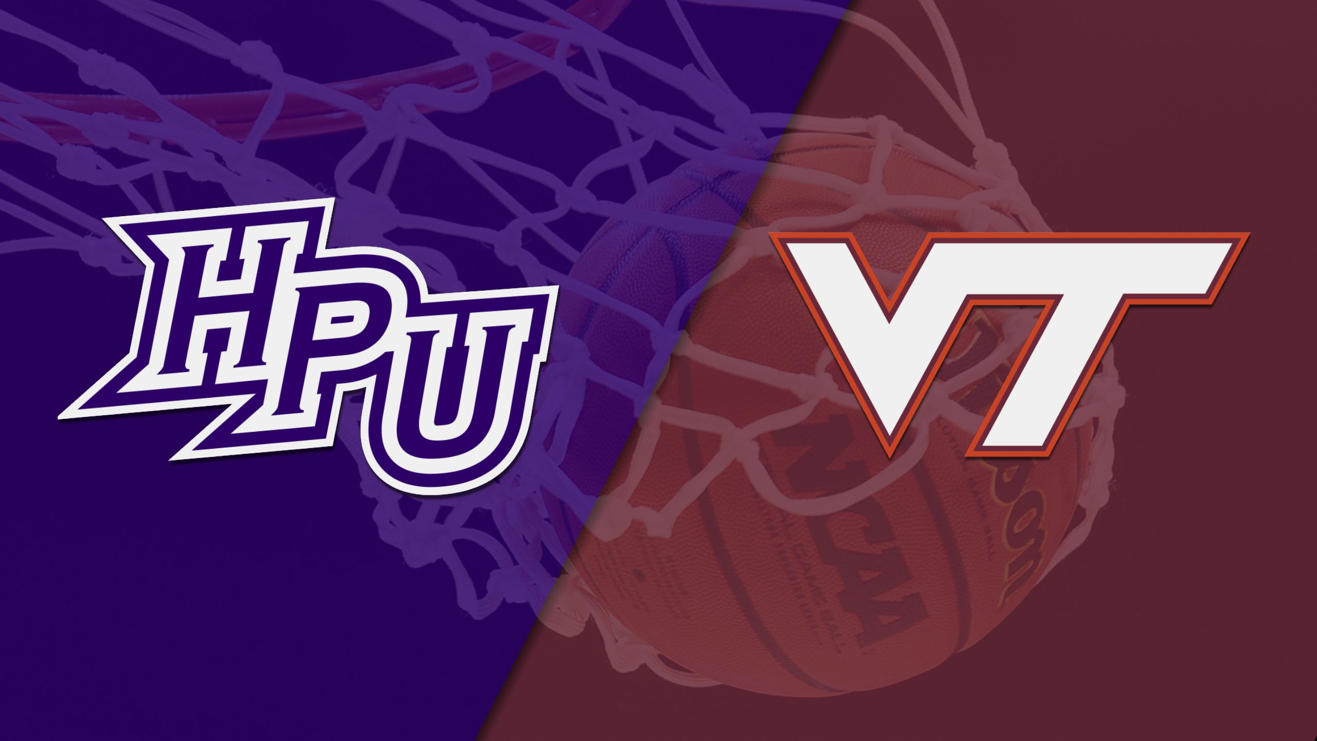 High Point vs. Virginia Tech (W Basketball)