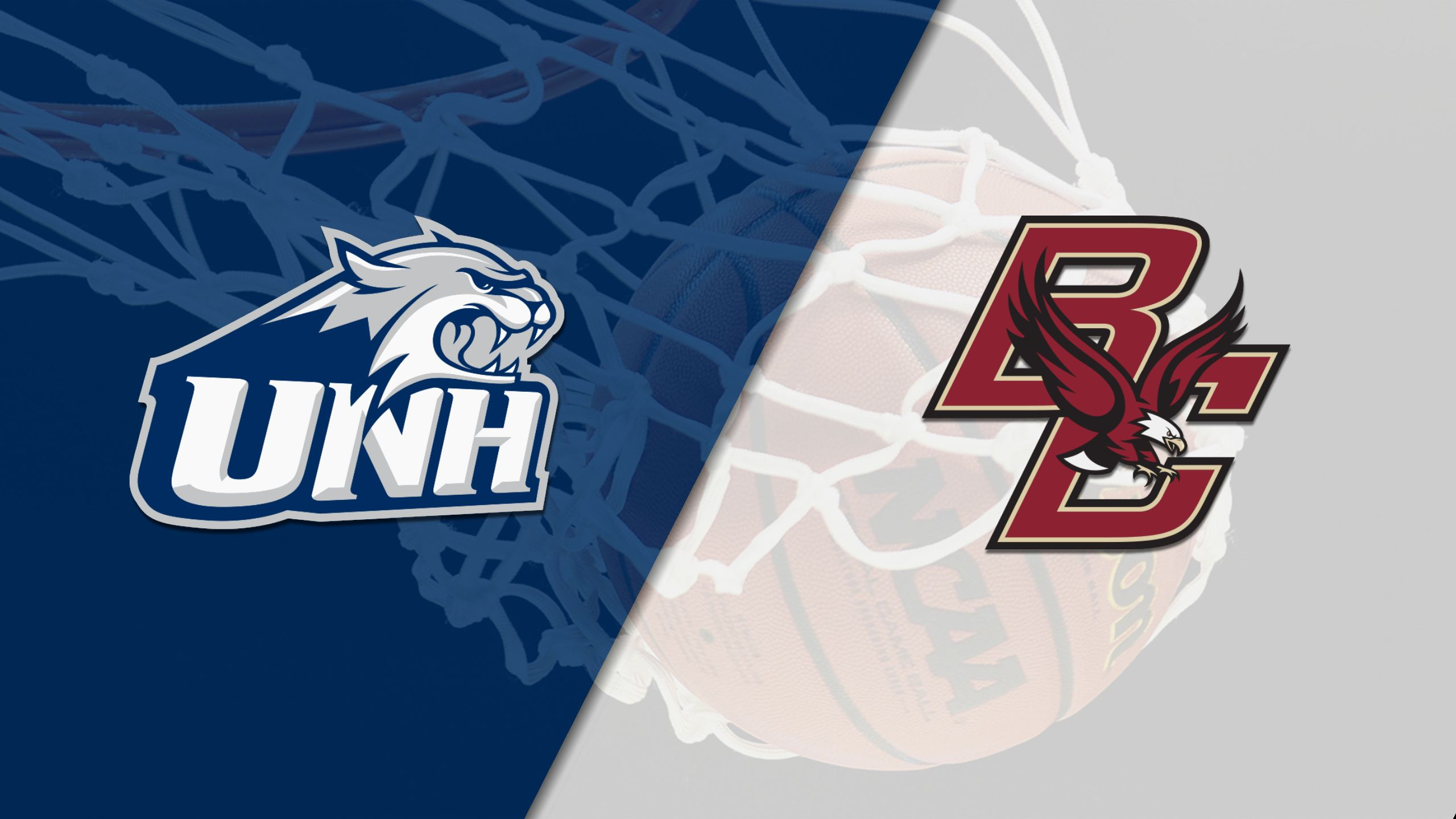 New Hampshire vs. Boston College (W Basketball)