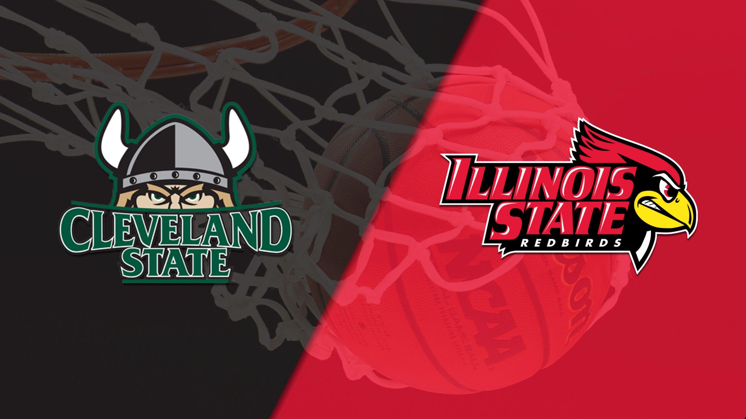 Cleveland State vs. Illinois State (W Basketball)