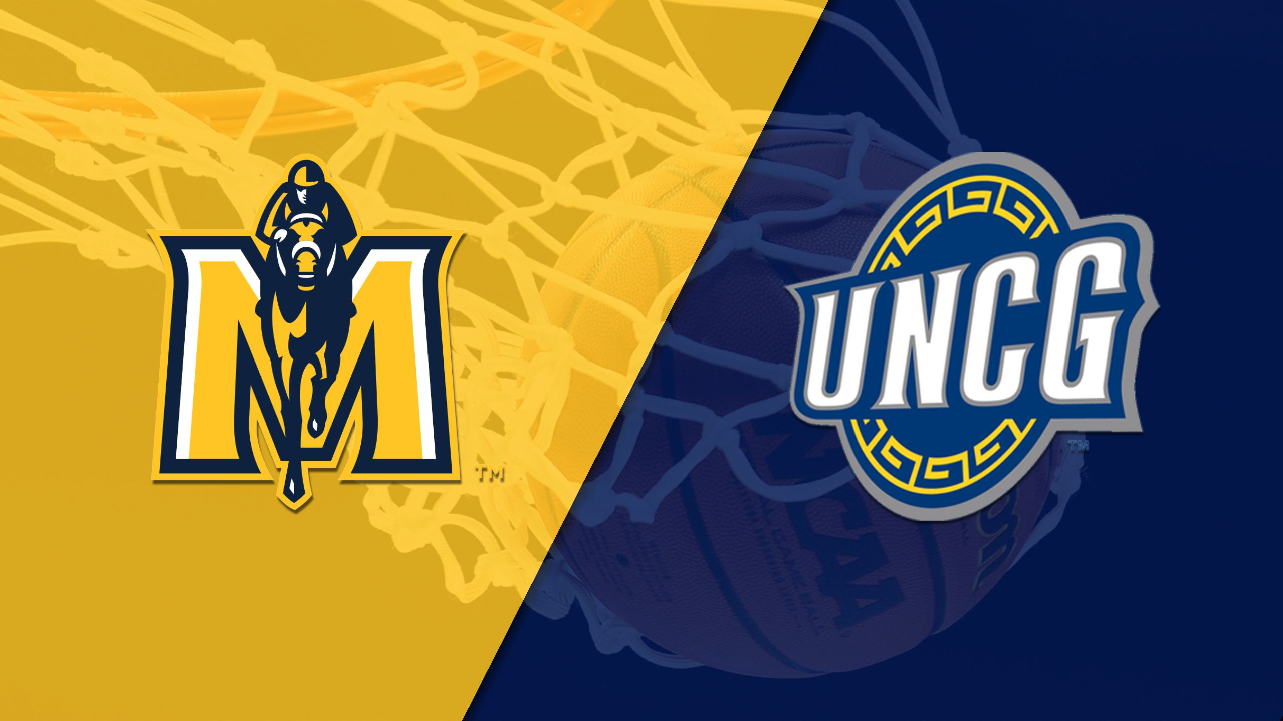Murray State vs. UNC Greensboro (W Basketball)
