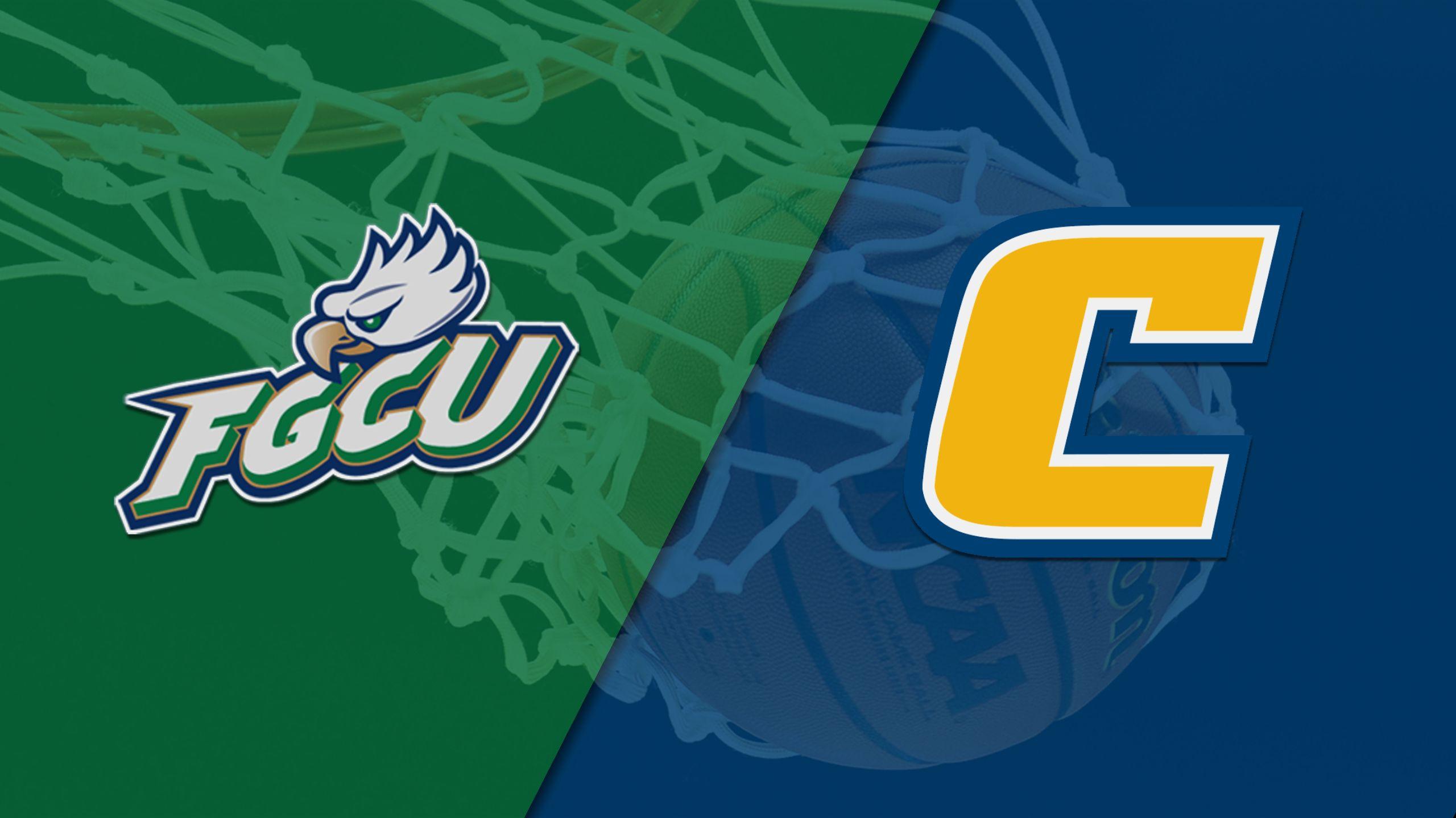 Florida Gulf Coast vs. Chattanooga (W Basketball)
