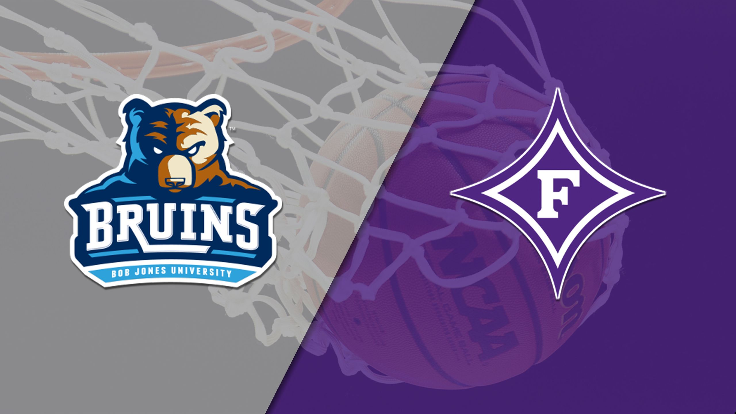 Bob Jones vs. Furman (W Basketball)