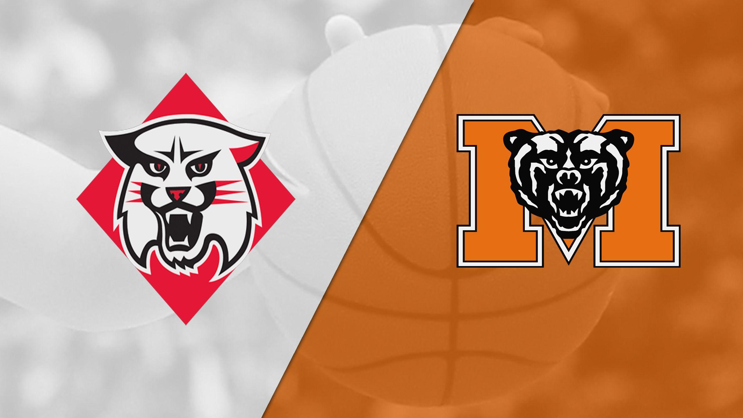 Davidson vs. Mercer (W Basketball)