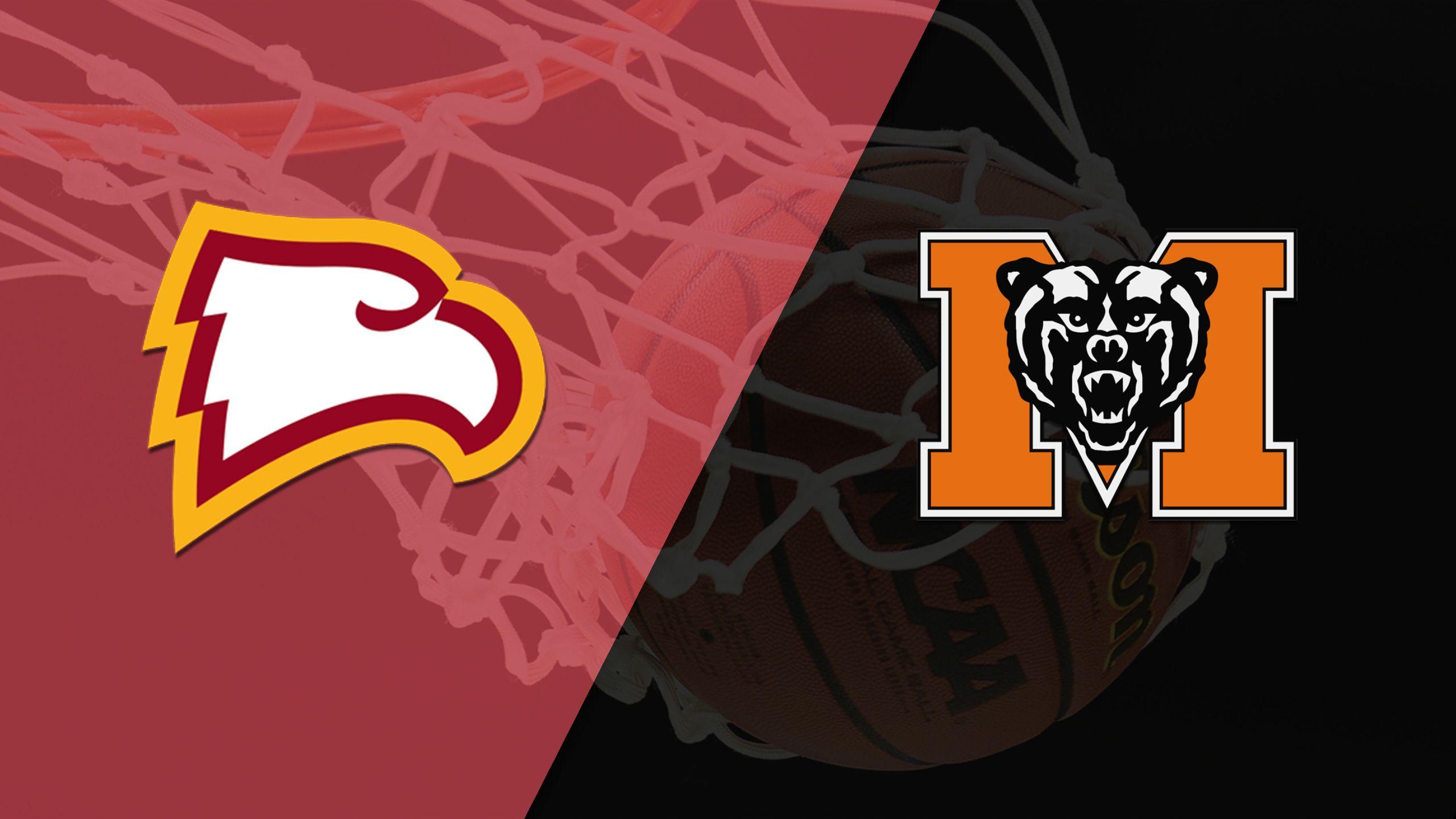 Winthrop vs. Mercer (W Basketball)