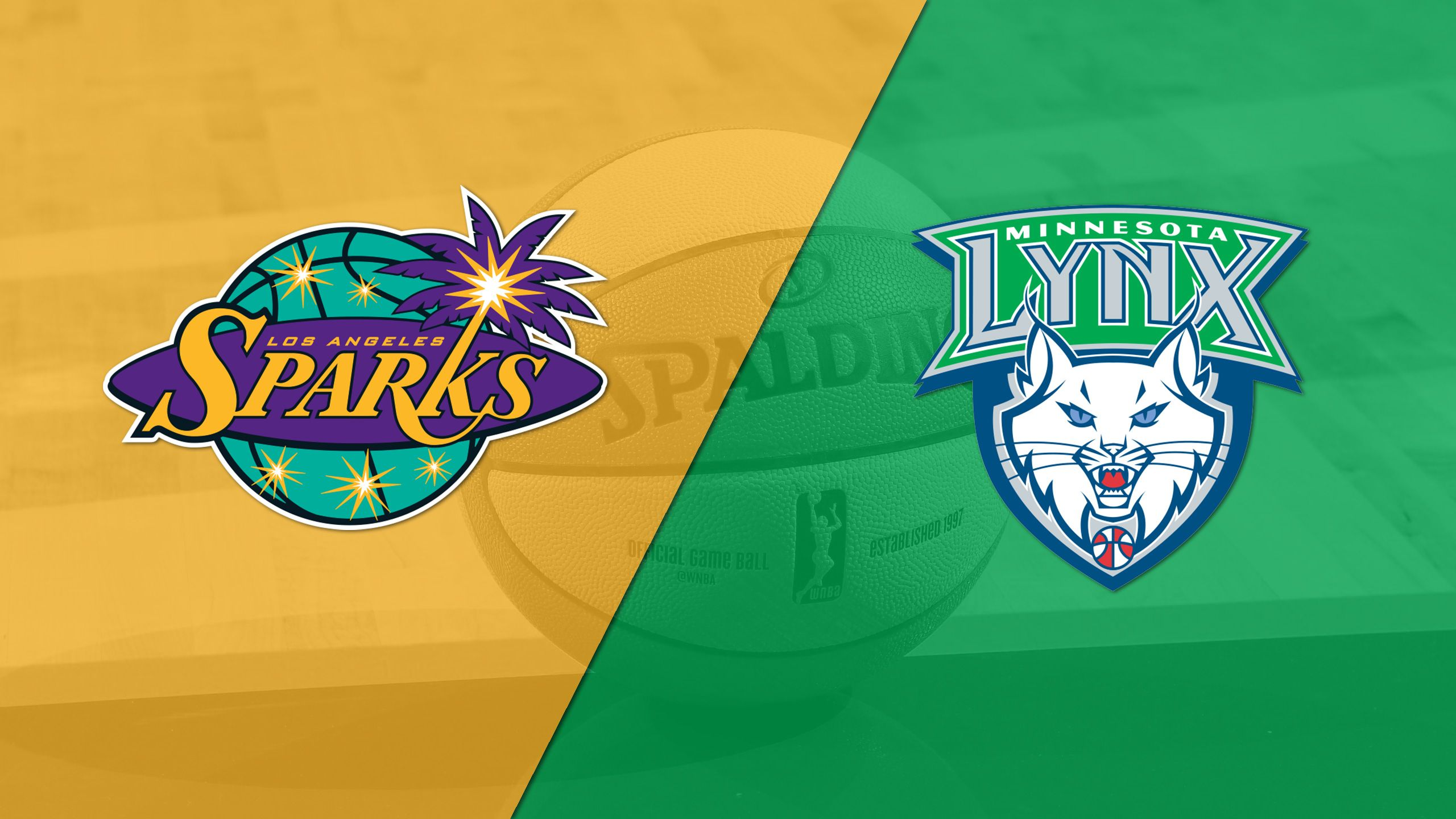 Los Angeles Sparks vs. Minnesota Lynx (Finals, Game #1)