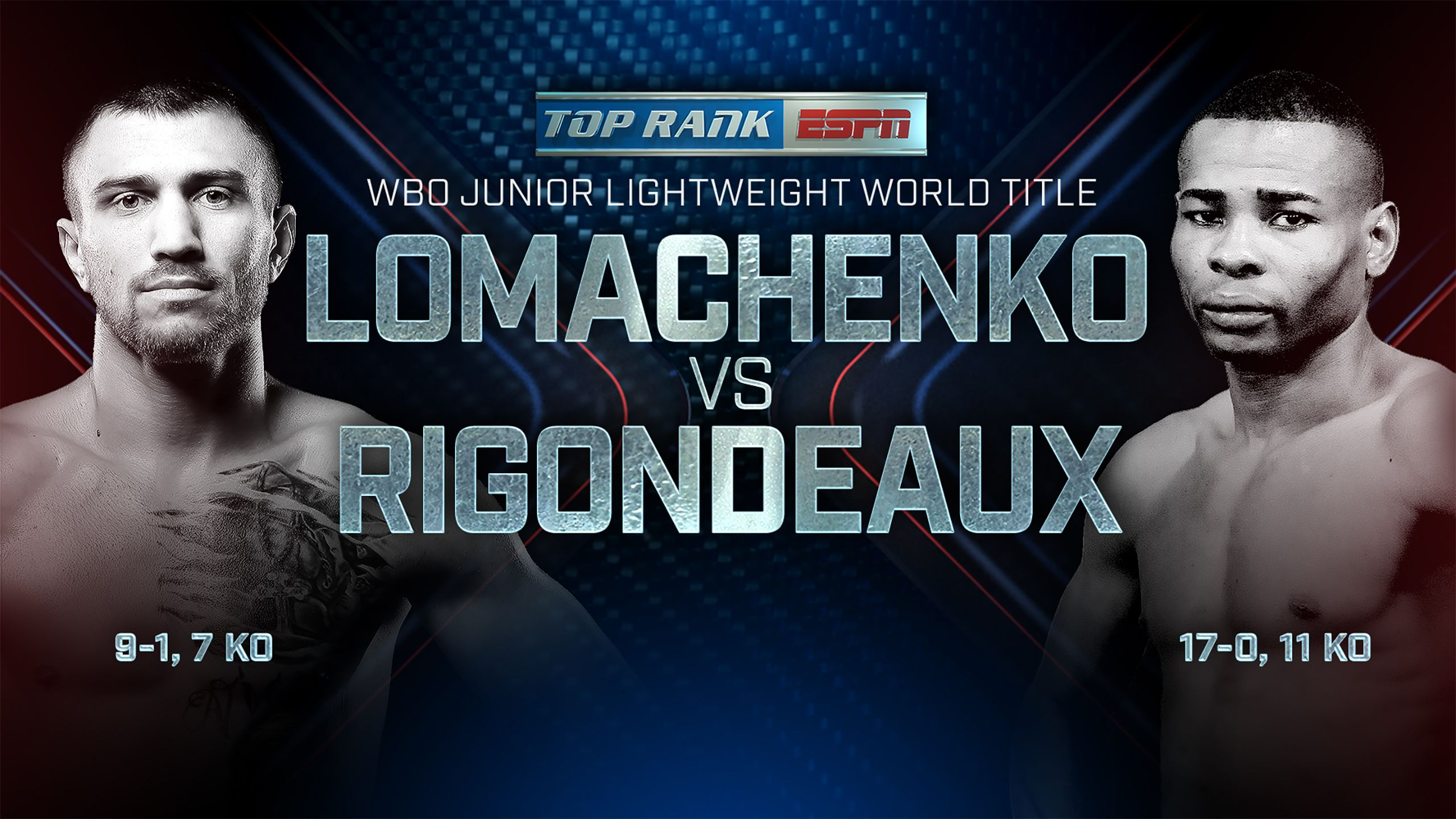 Vasiliy Lomachenko vs. Guillermo Rigondeaux (re-air)
