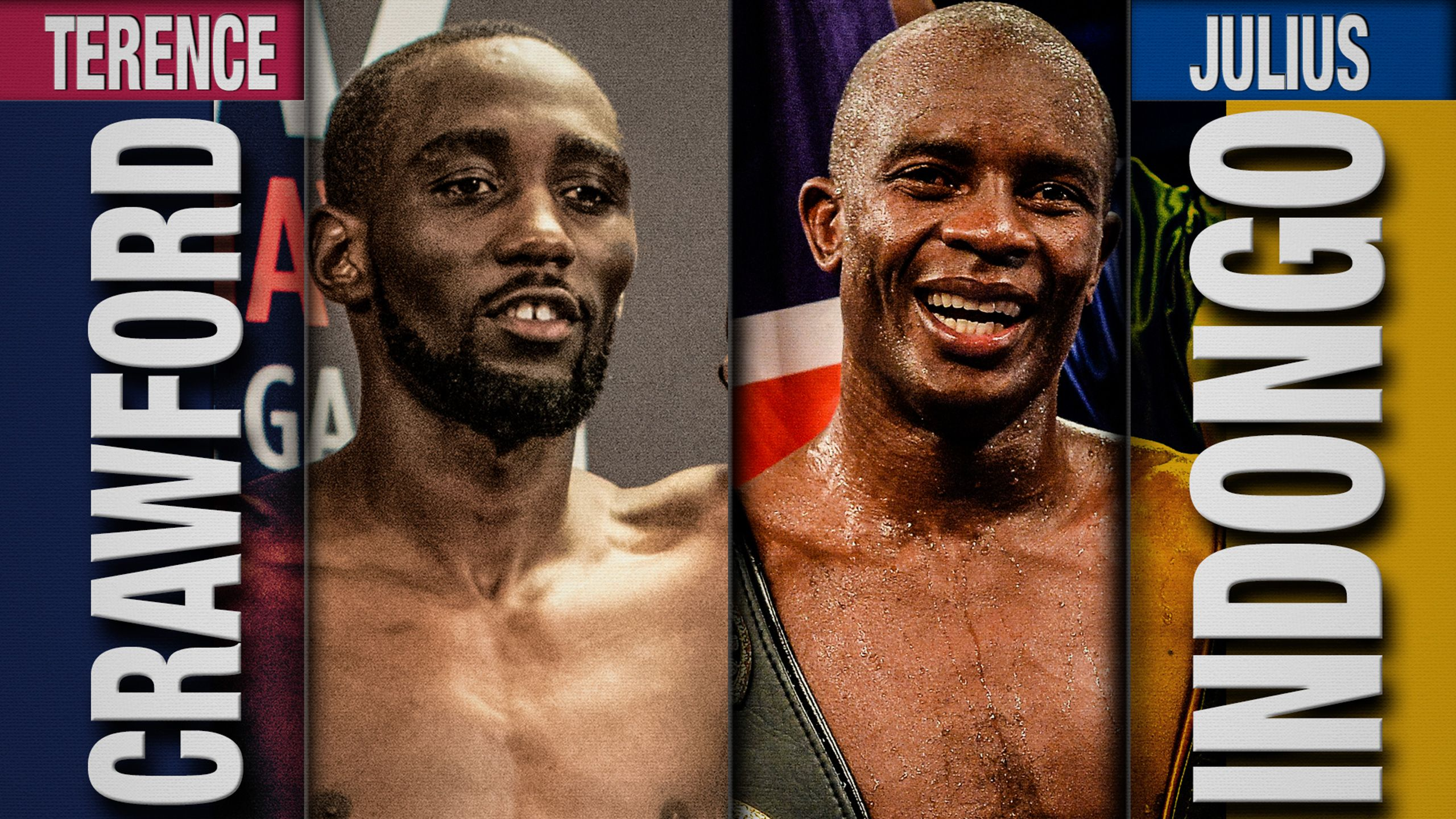 Crawford vs. Indongo Official Press Conference