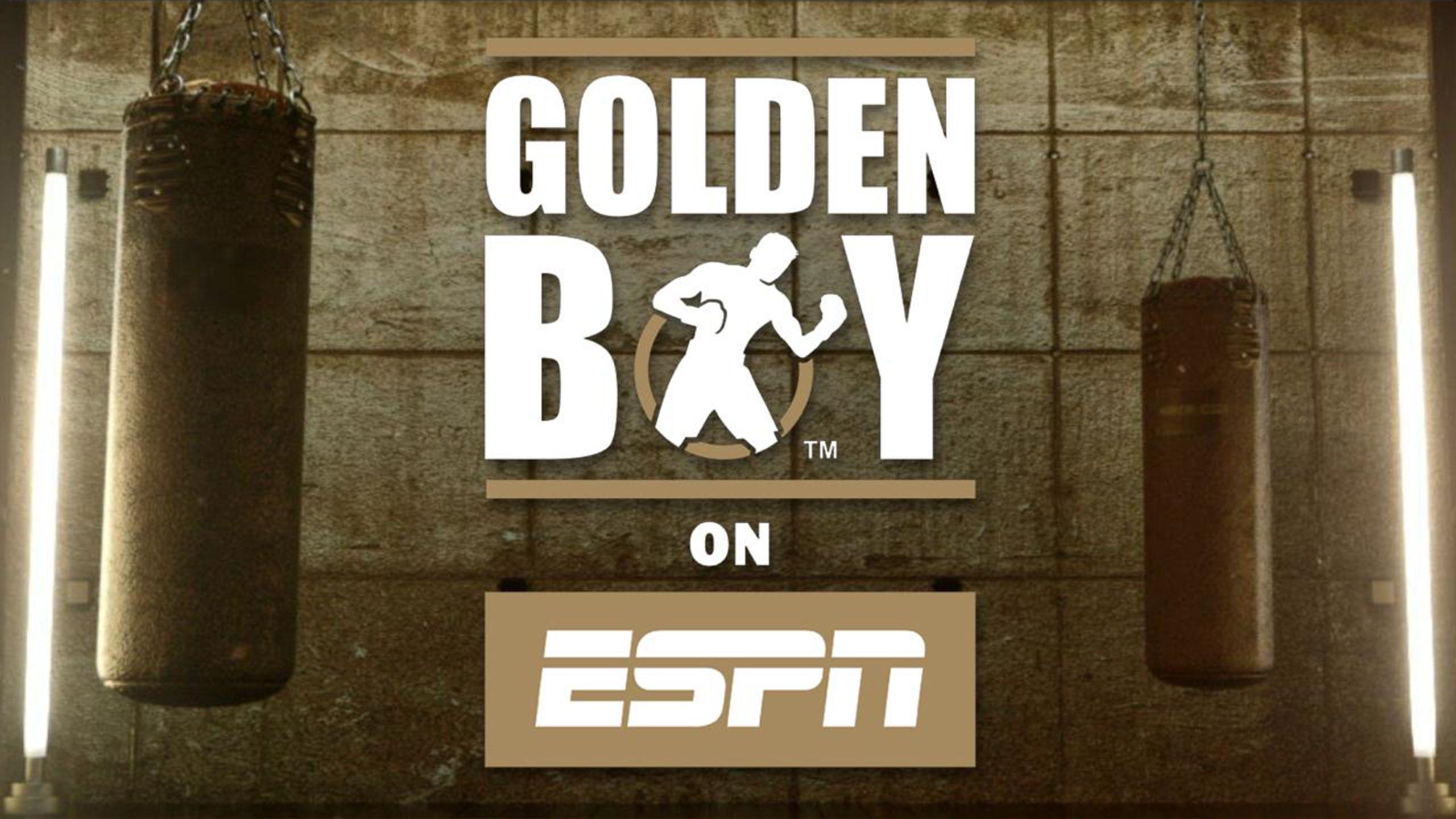 Golden Boy Boxing on ESPN - Undercard Matches