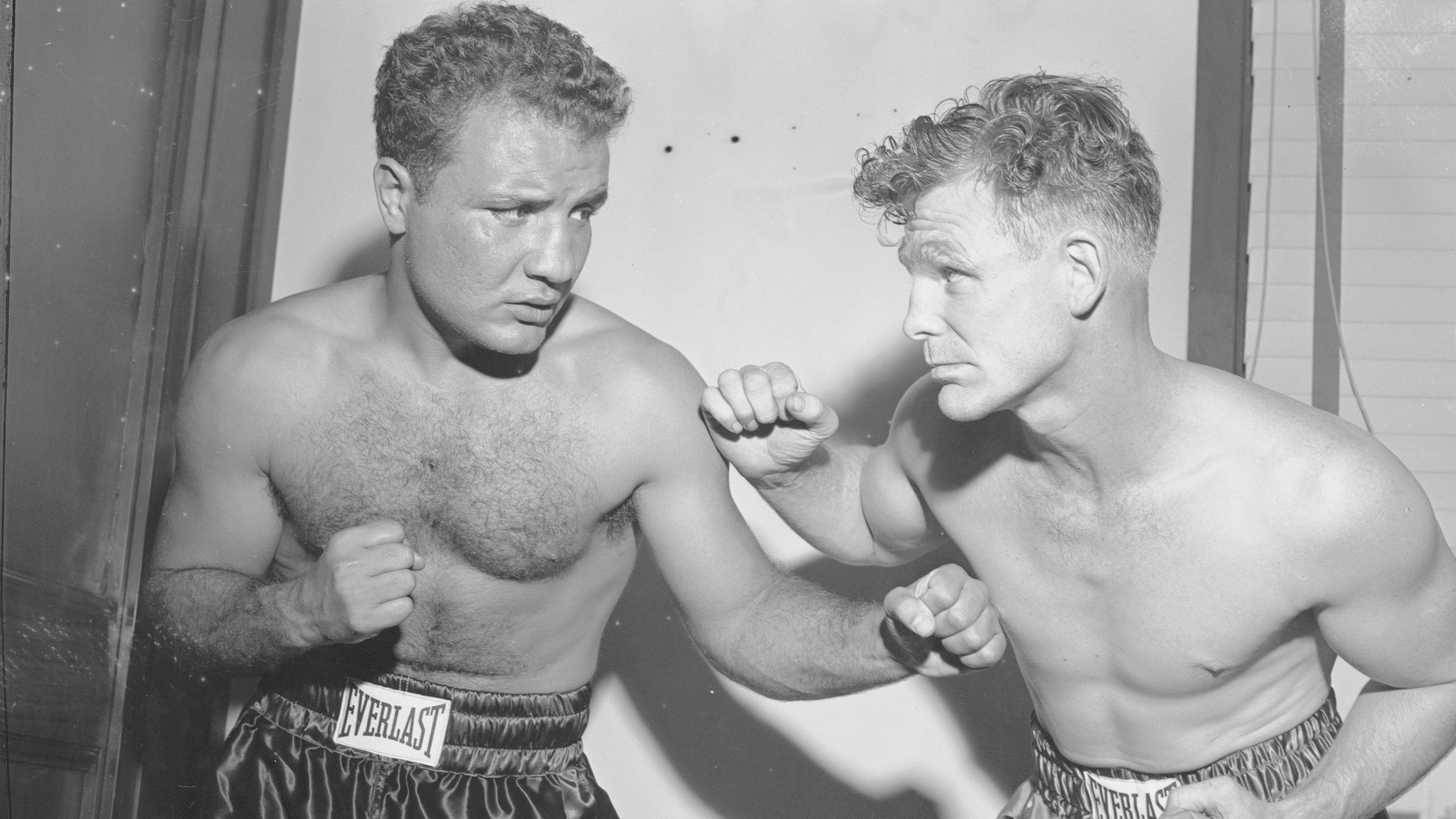 1952 Middleweight Bout: Jake LaMotta vs Bob Murphy