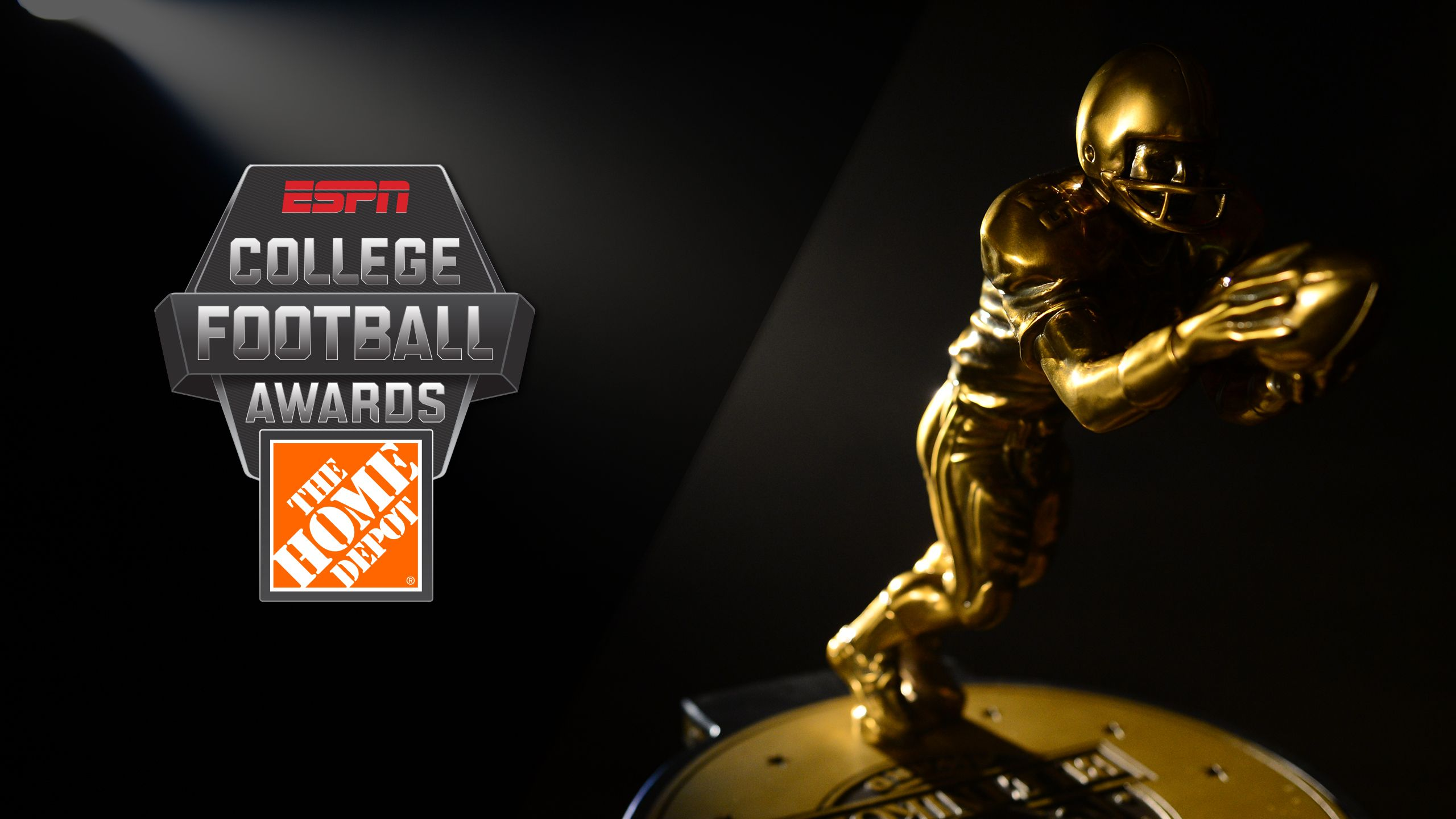 The Home Depot College Football Awards Preview Show