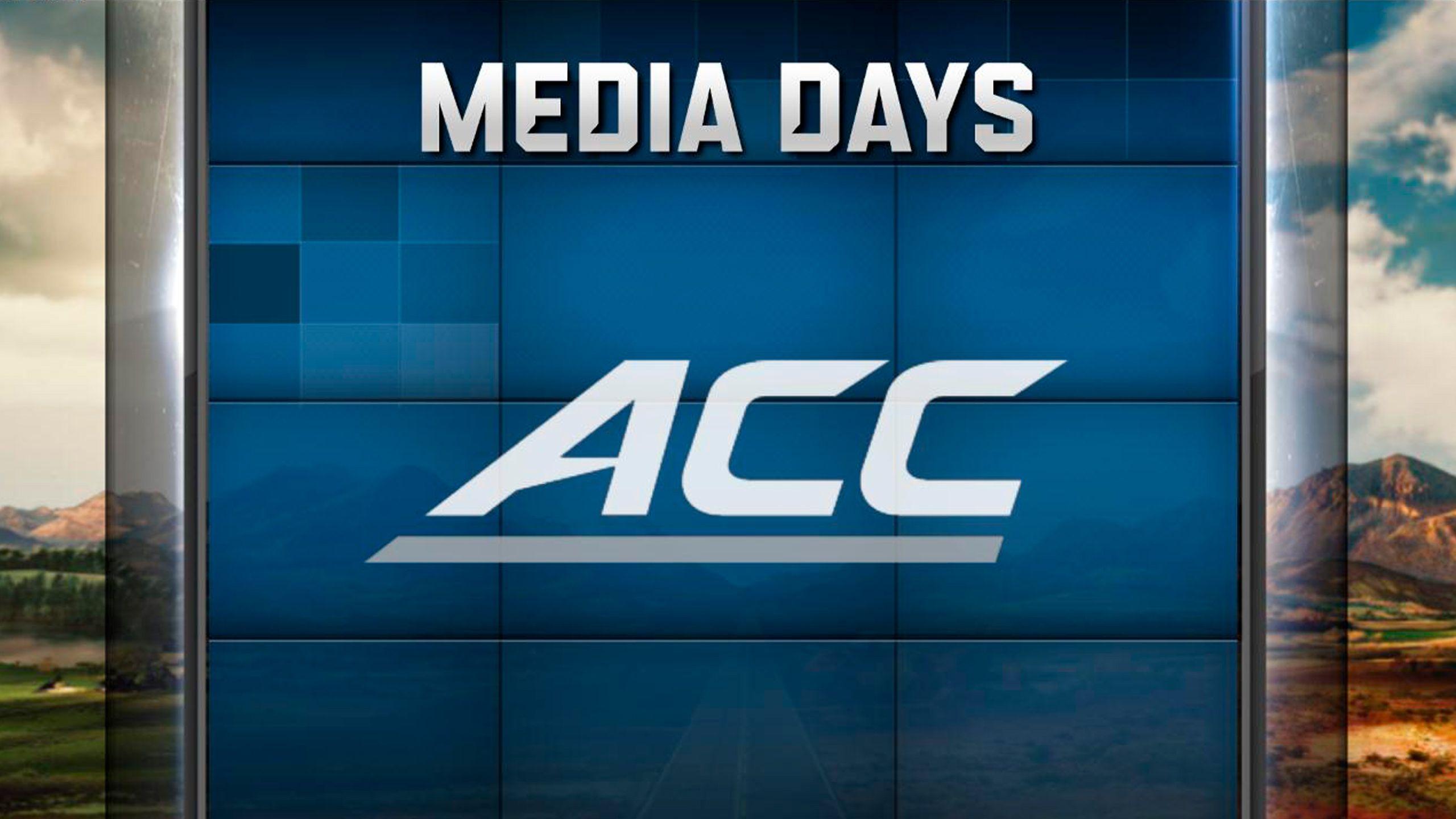 2017 ACC Football Media Days: Coastal Division