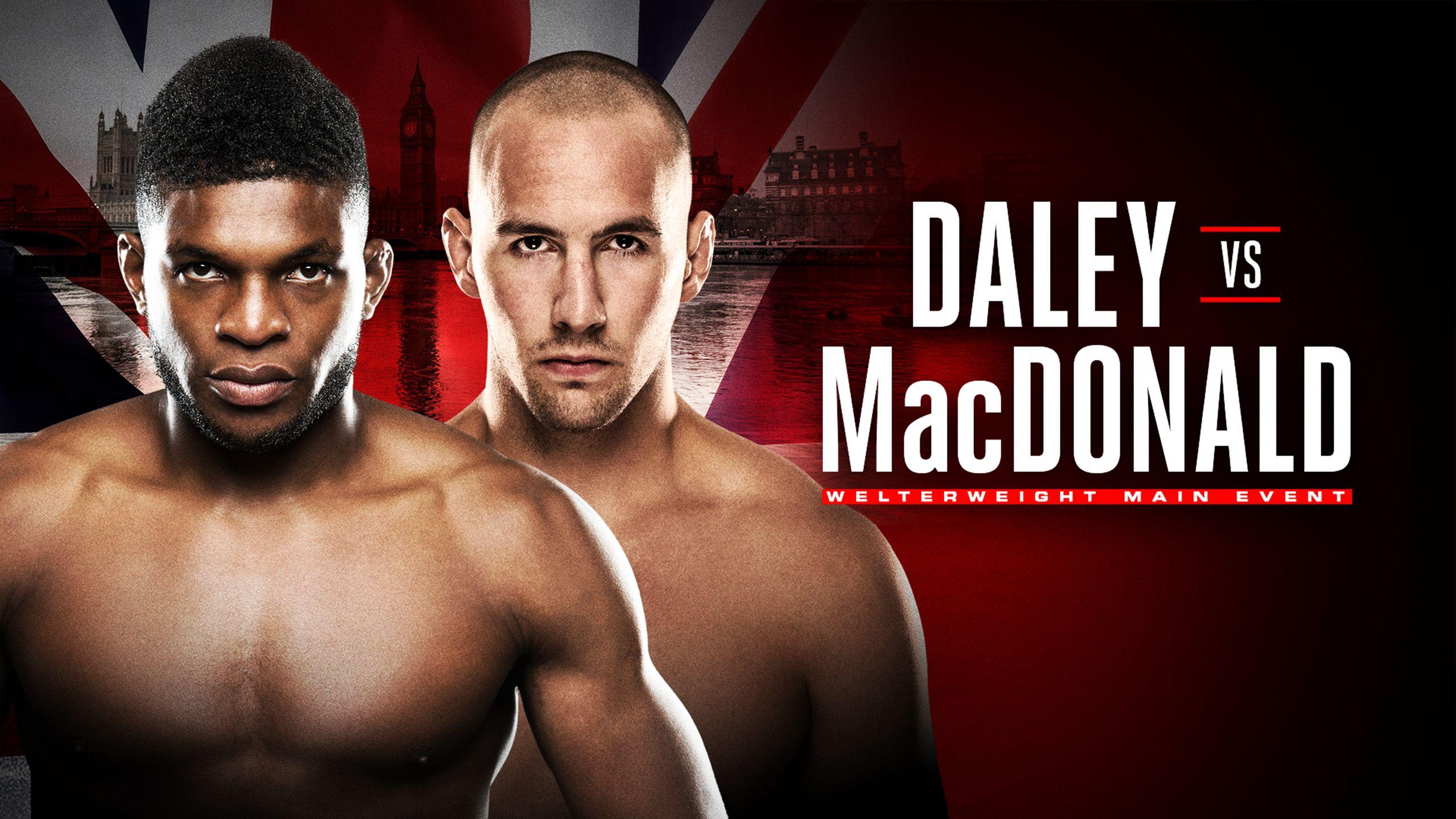 In Spanish - Rory Macdonald vs. Paul Daley (Main Event)