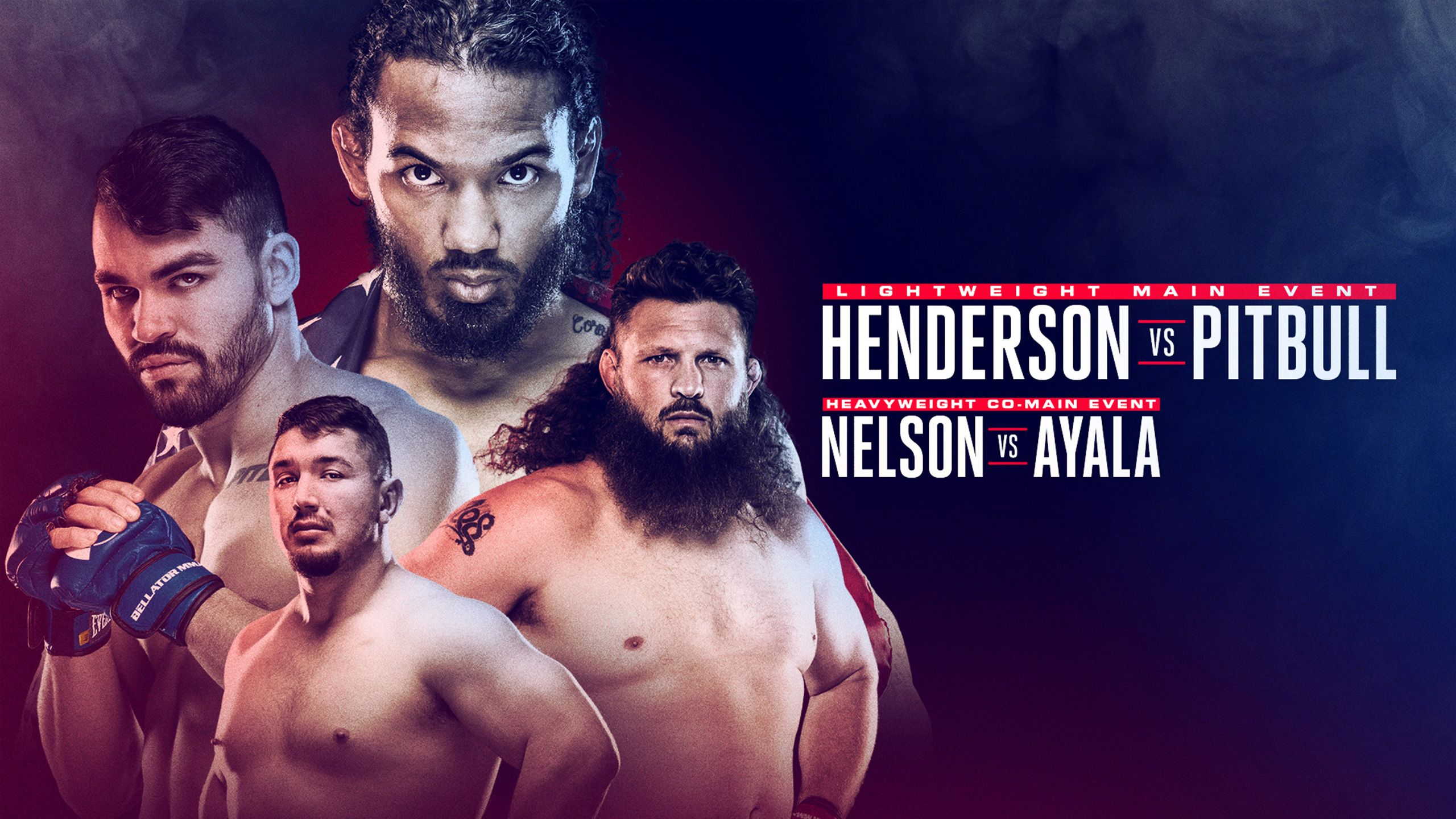 In Spanish - Patricky Pitbull vs. Benson Henderson (Main Event)