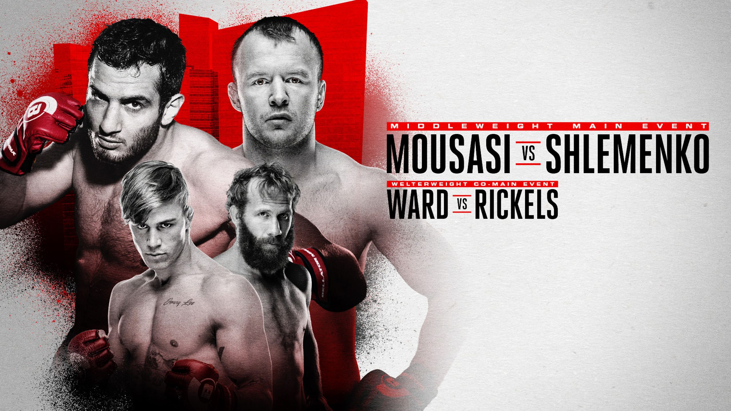 In Spanish - Alexander Shlemenko vs. Gergard Mousasi (Main Event)