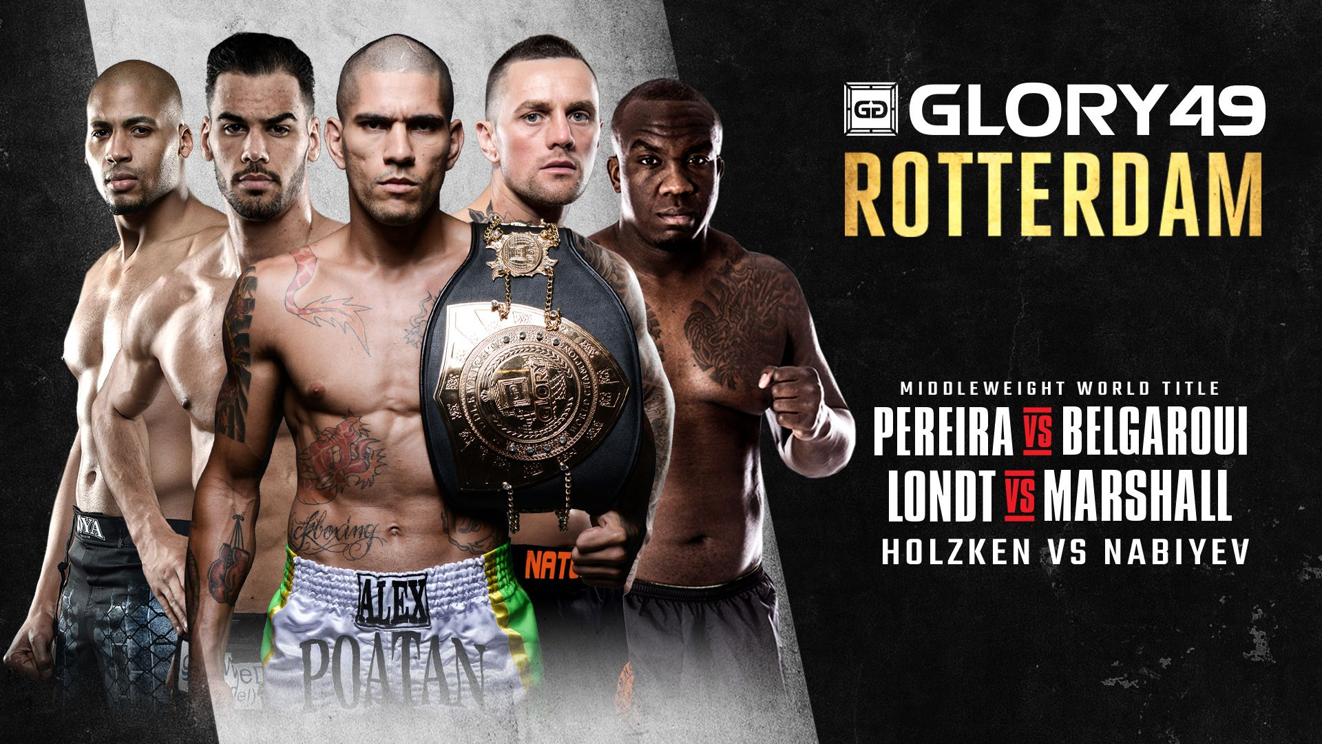 Kickboxing: GLORY 49