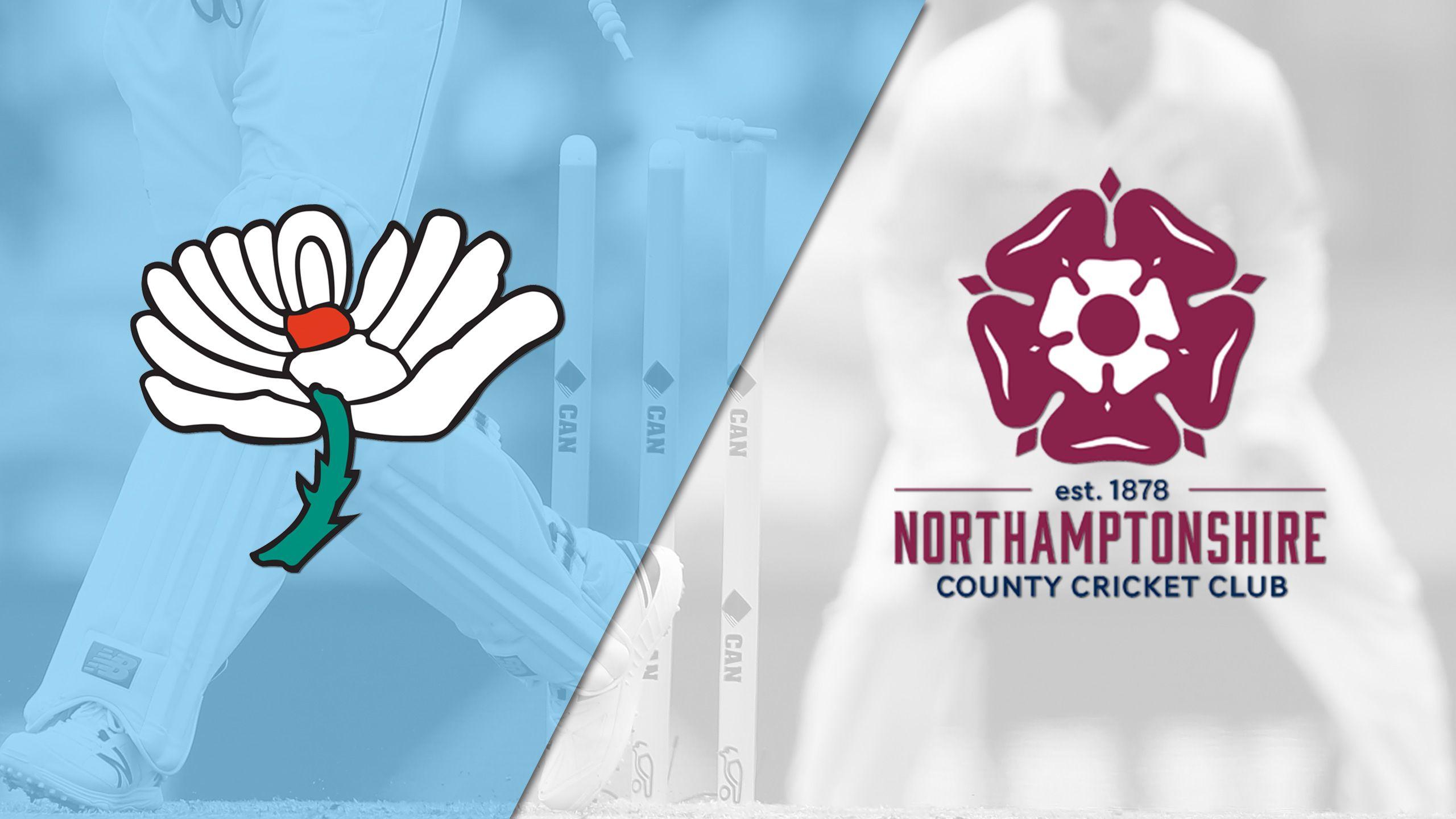 Yorkshire vs. Northamptonshire (NatWest T20 Blast)