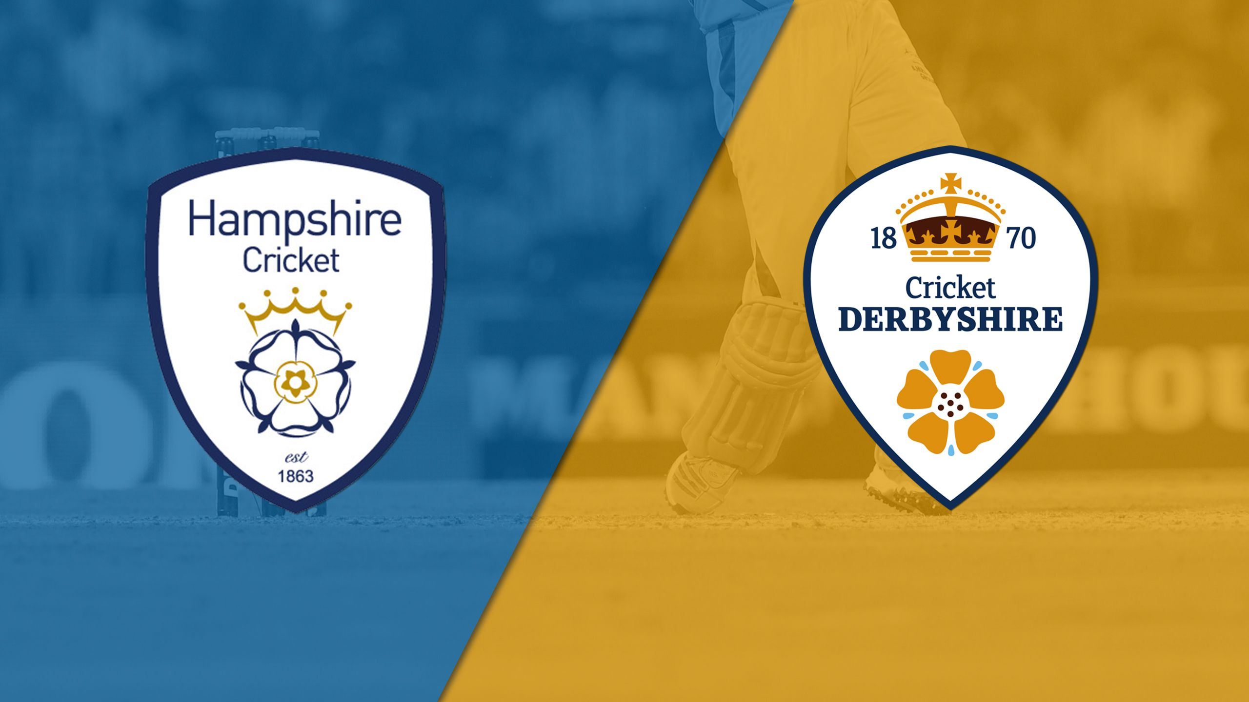 Hampshire vs. Derbyshire (Quarterfinals) (NatWest T20 Blast)