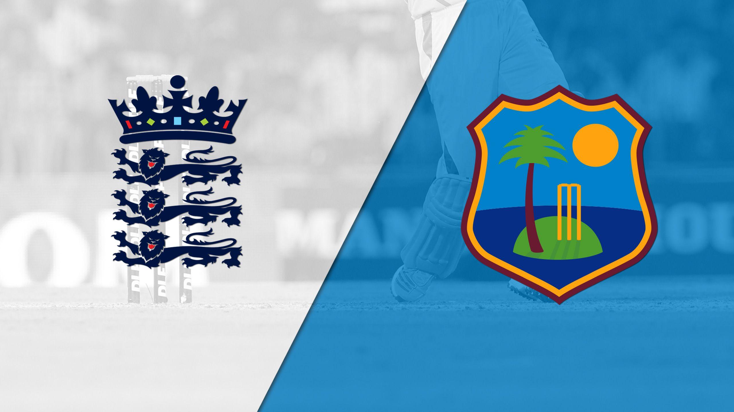 England vs. West Indies (International Cricket)