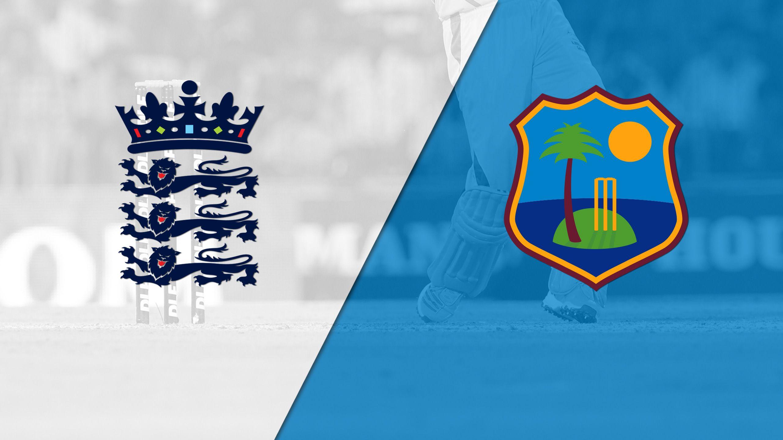 England vs. West Indies (International Cricket)