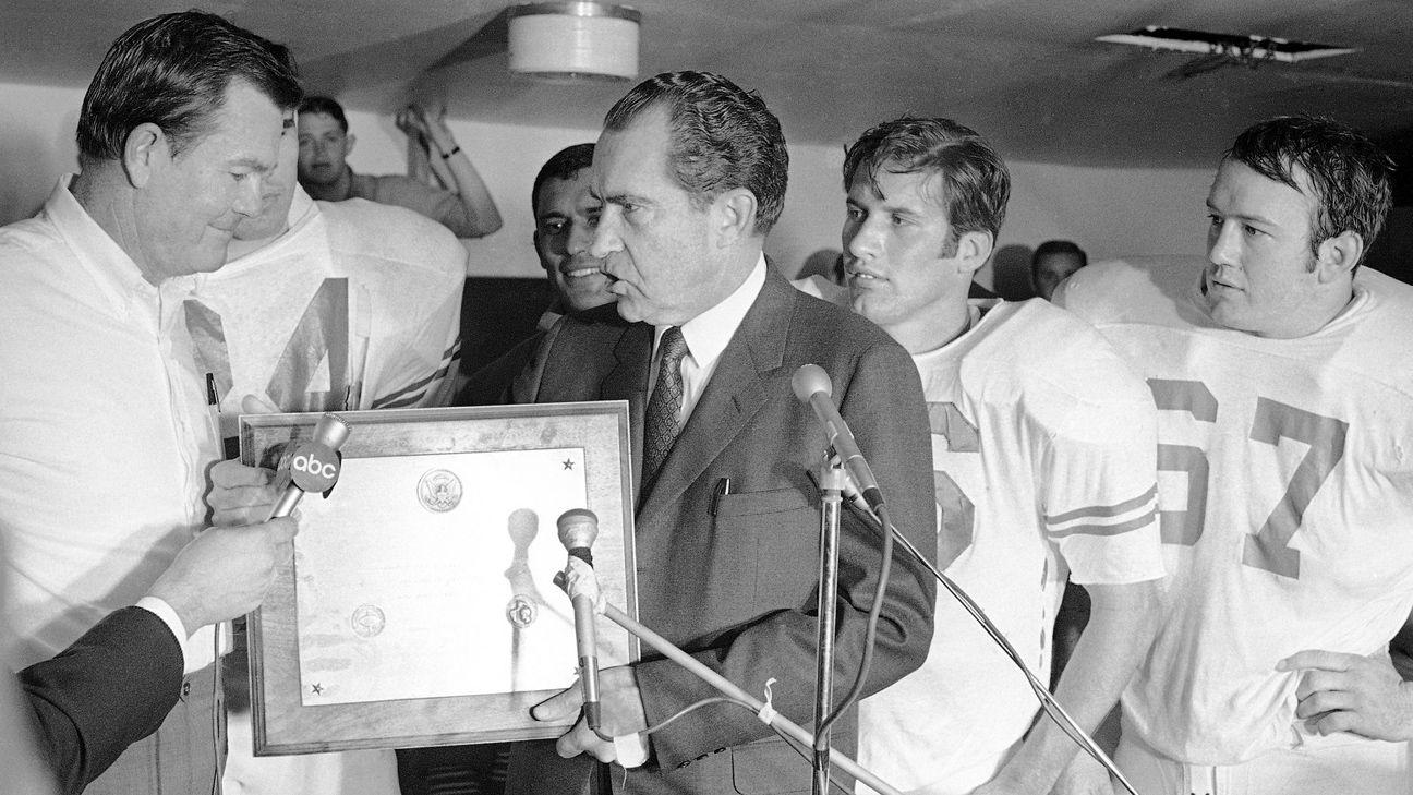 ESPN Films: Nixon's National Champs
