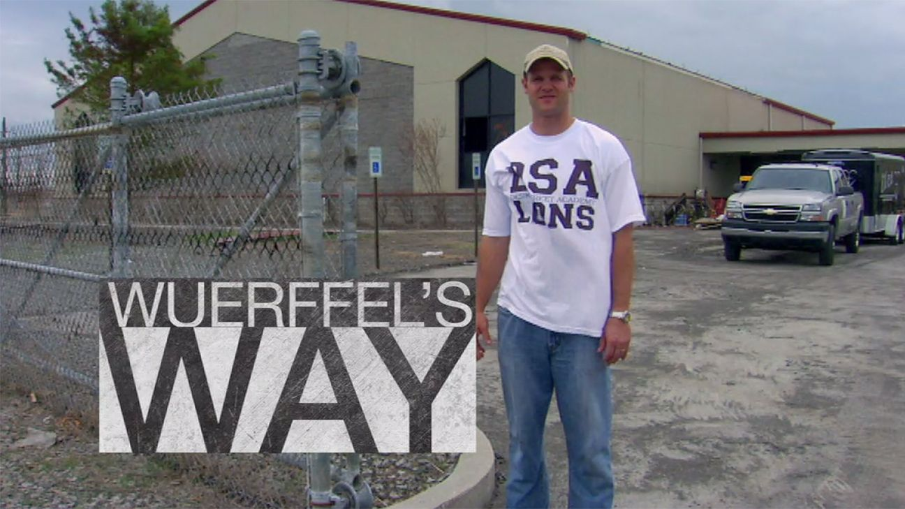 SEC Storied: Wuerffel's Way