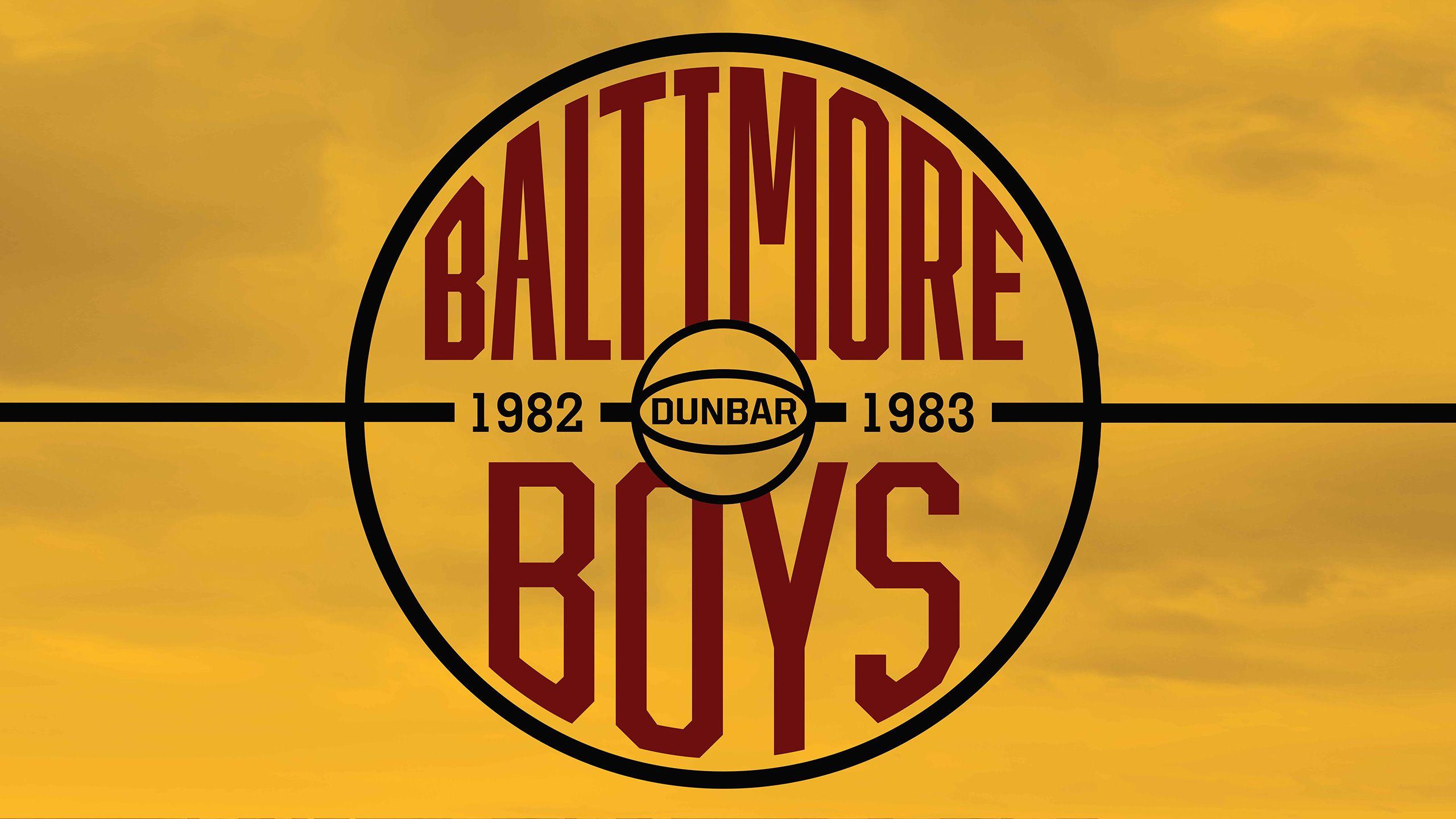 ESPN Films Presents: Baltimore Boys