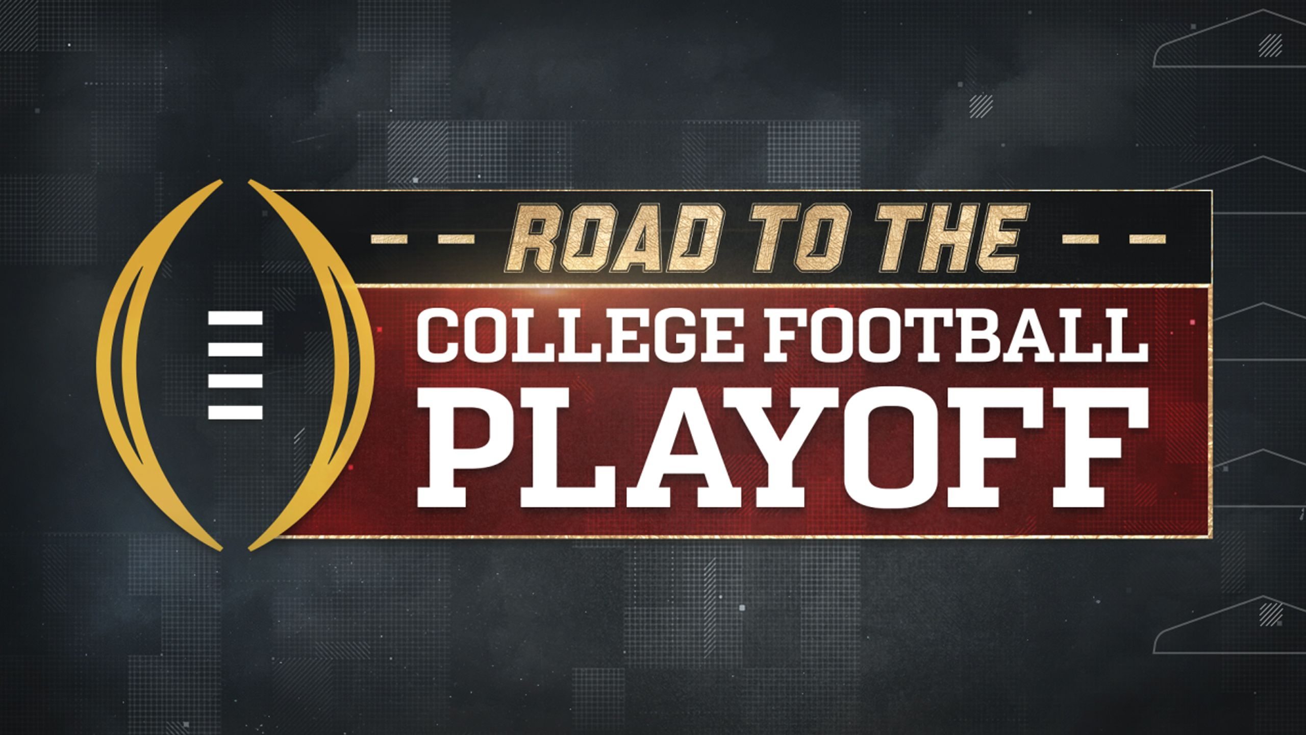 Road to the College Football Playoff Presented by Allstate
