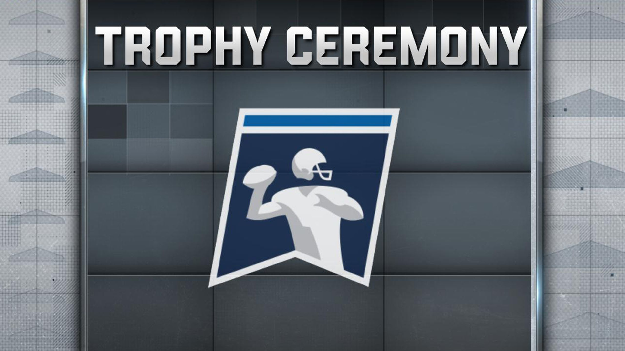 NCAA Division II Football Championship (Trophy Presentation)