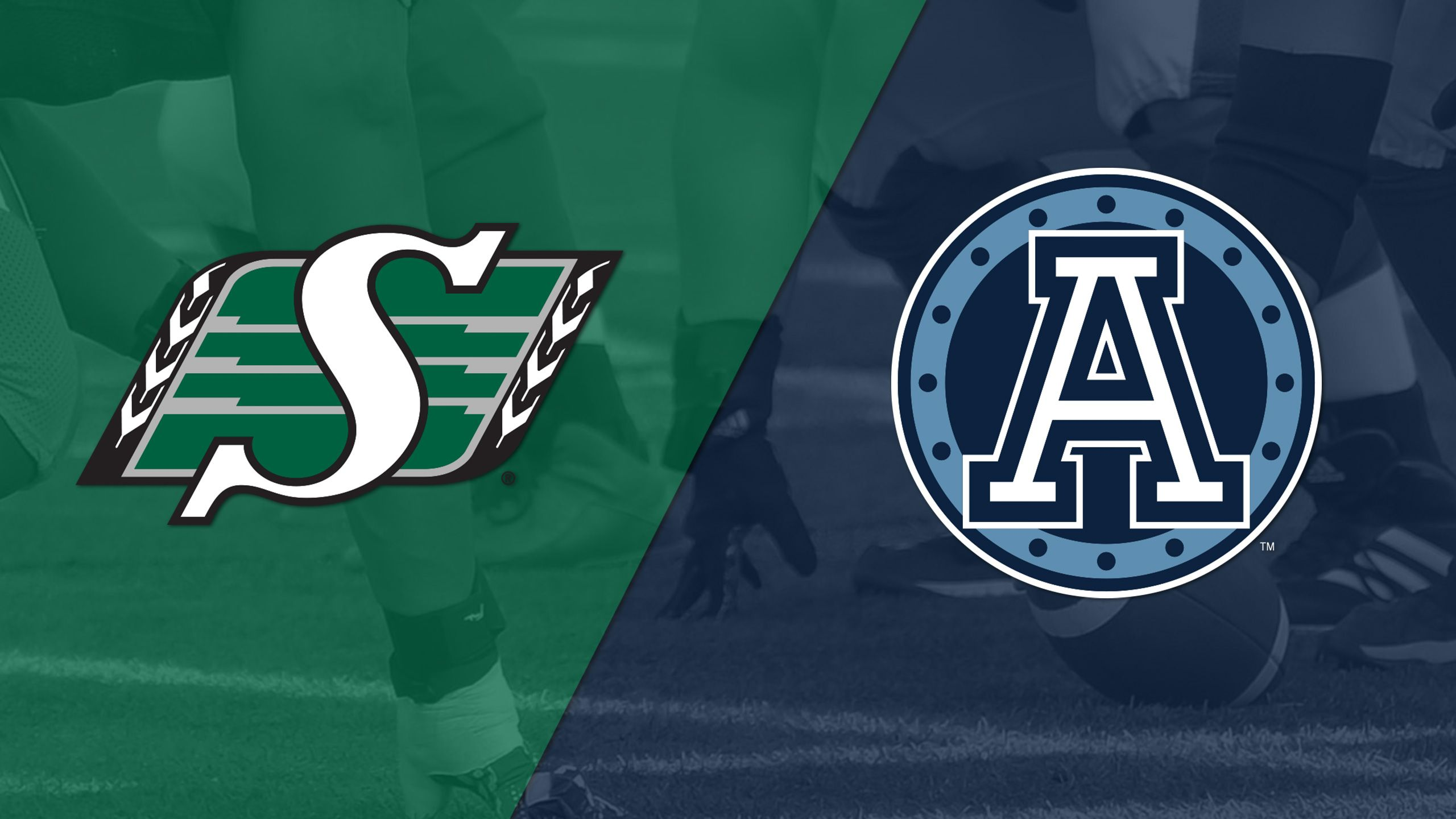 Saskatchewan Roughriders vs. Toronto Argonauts (Eastern Finals)