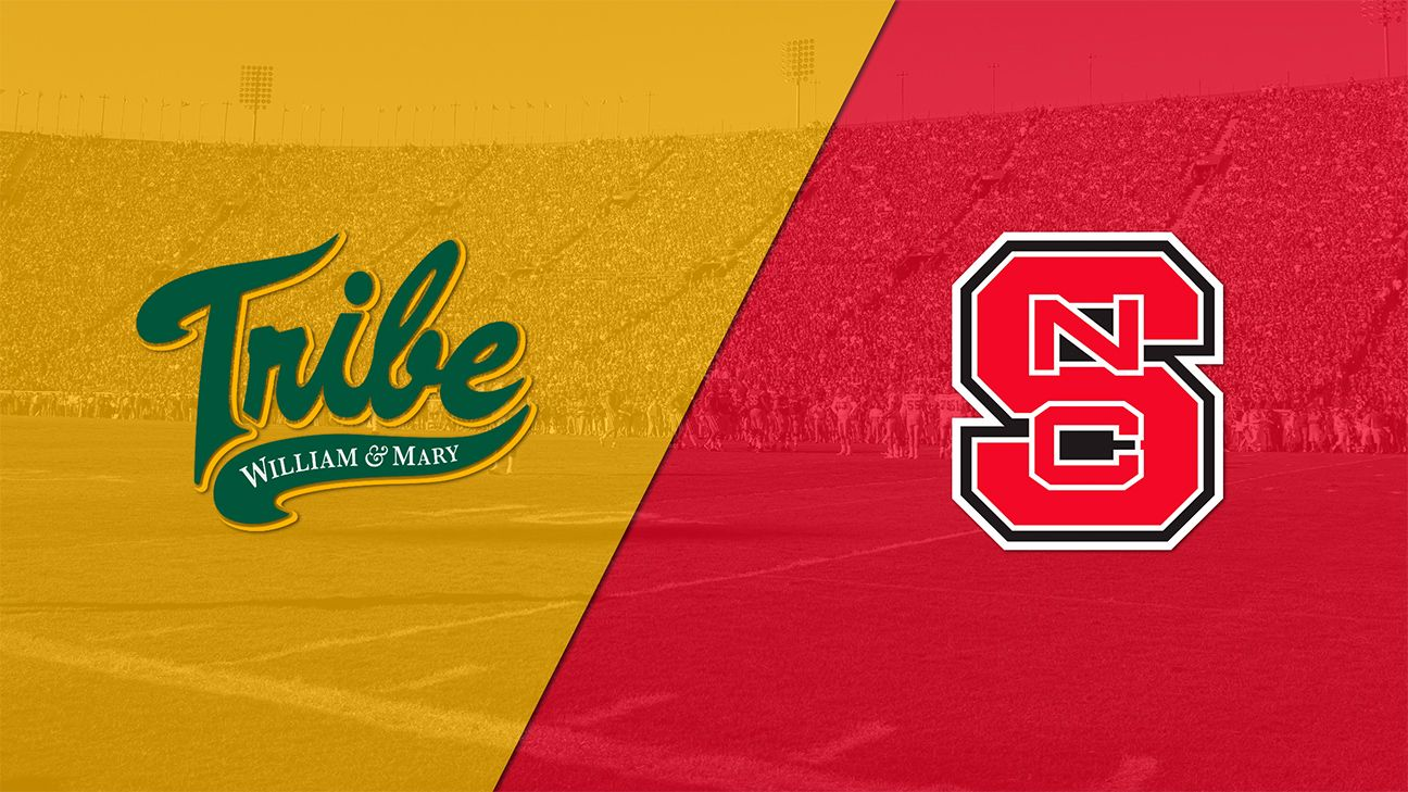 William & Mary vs. NC State (Football)