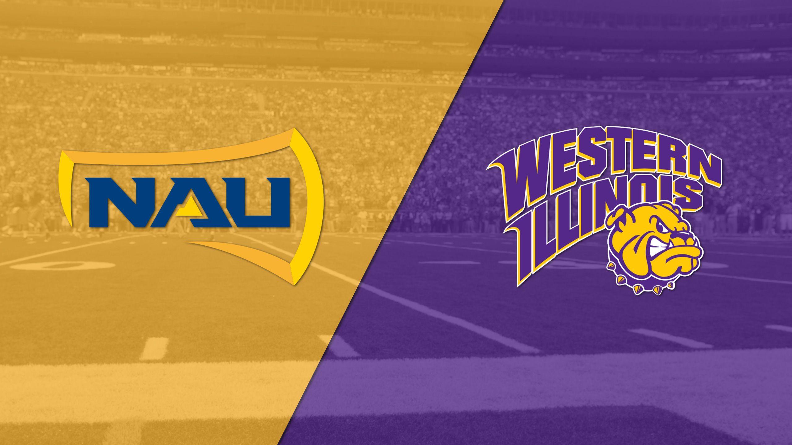 Northern Arizona vs. Western Illinois (Football)