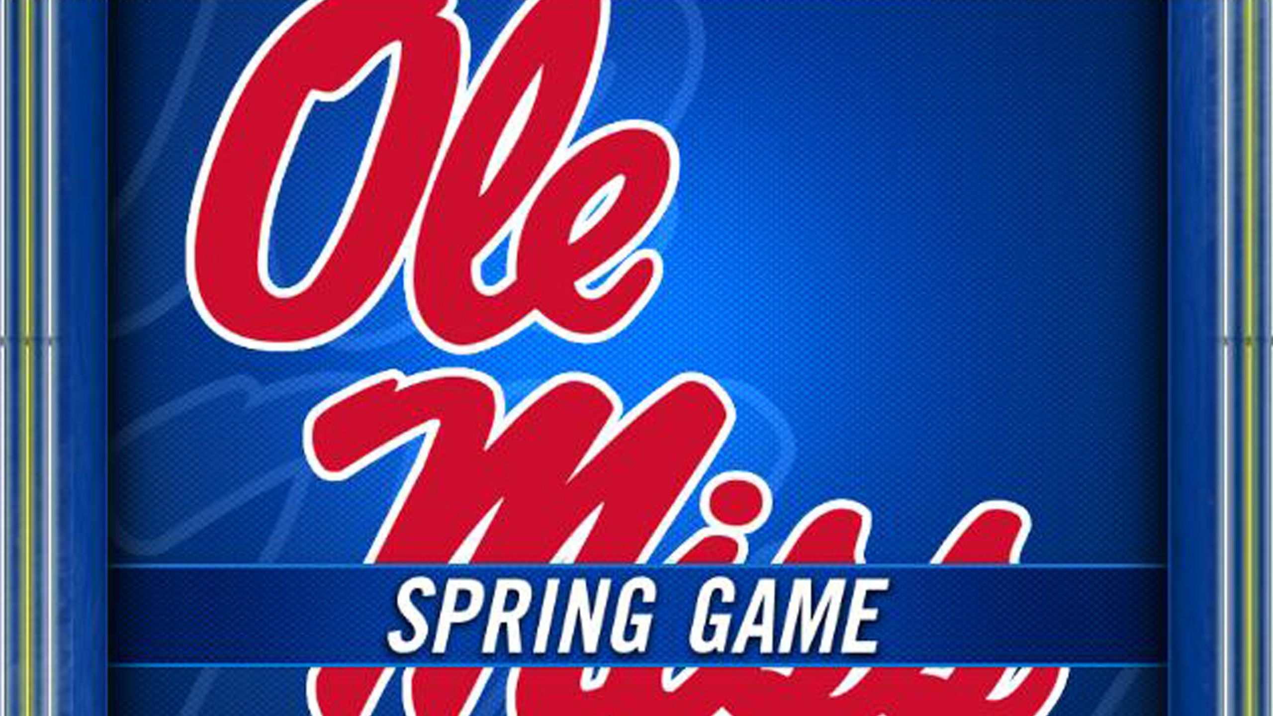 Ole Miss Spring Game