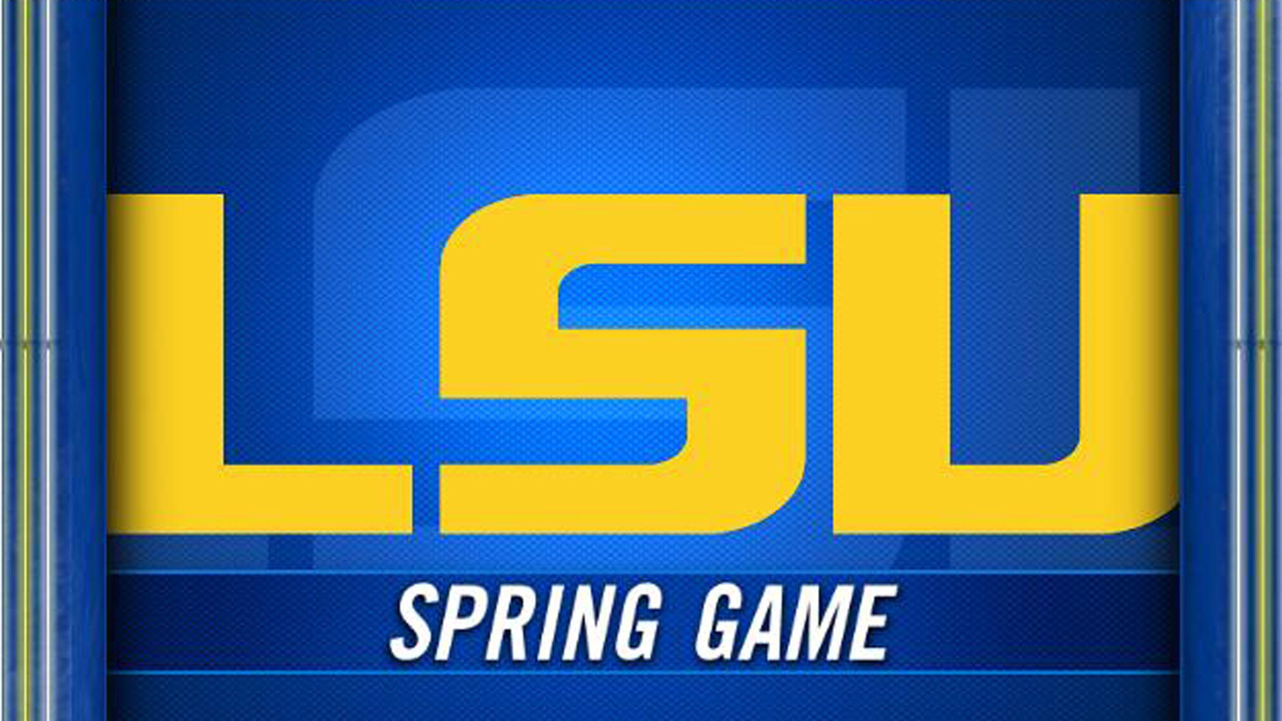 LSU Spring Game