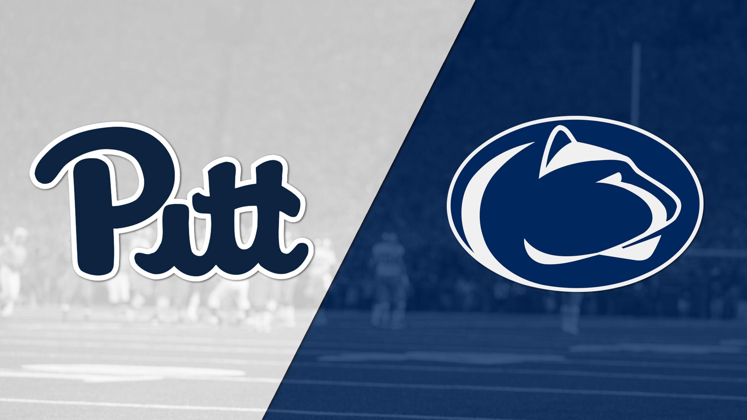 Pittsburgh vs. #4 Penn State (Football)