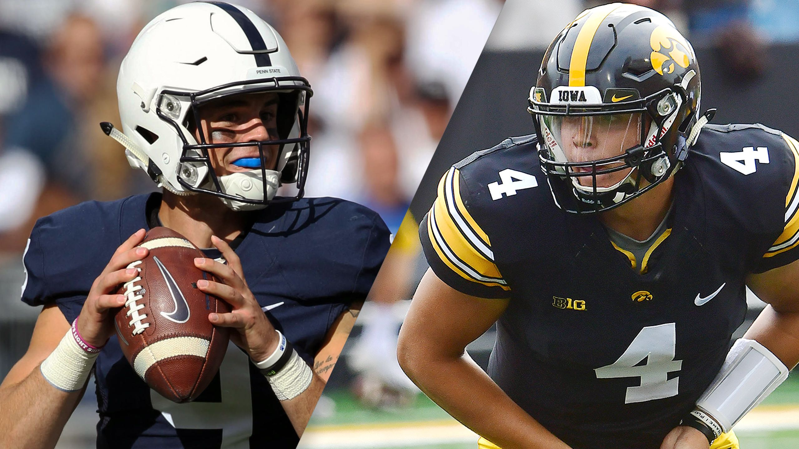 #4 Penn State vs. Iowa (Football)