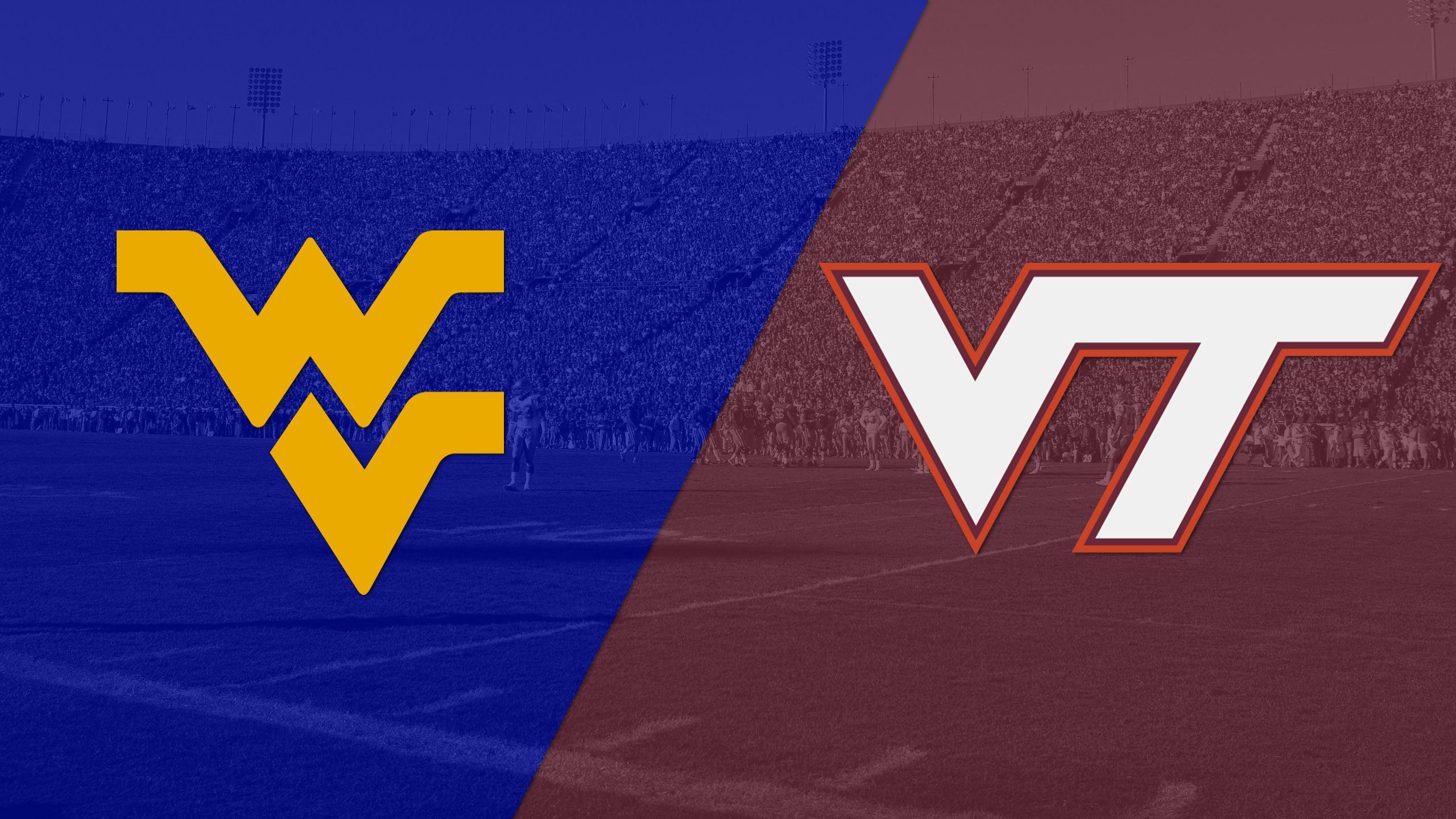 #22 West Virginia vs. #21 Virginia Tech (Football)