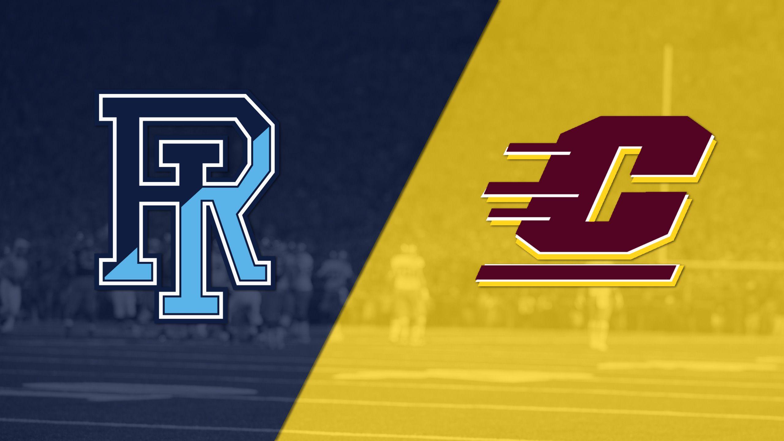 Rhode Island vs. Central Michigan (Football)