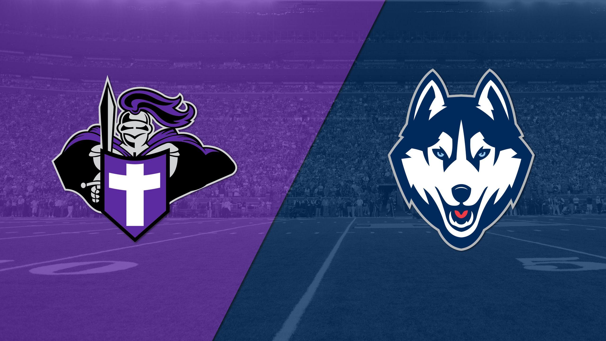 Holy Cross vs. Connecticut (Football)
