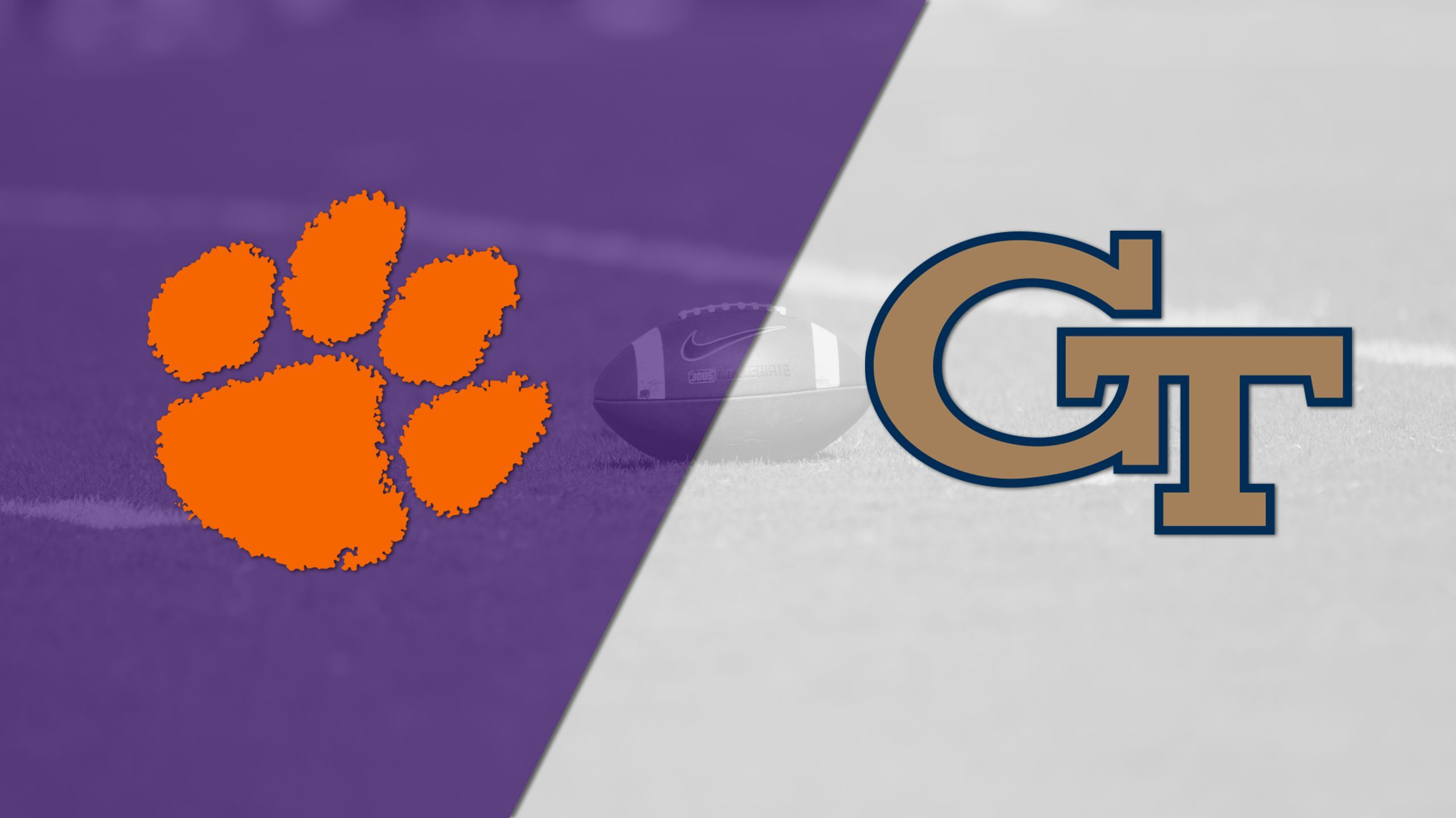 #5 Clemson vs. Georgia Tech (Football) (re-air)