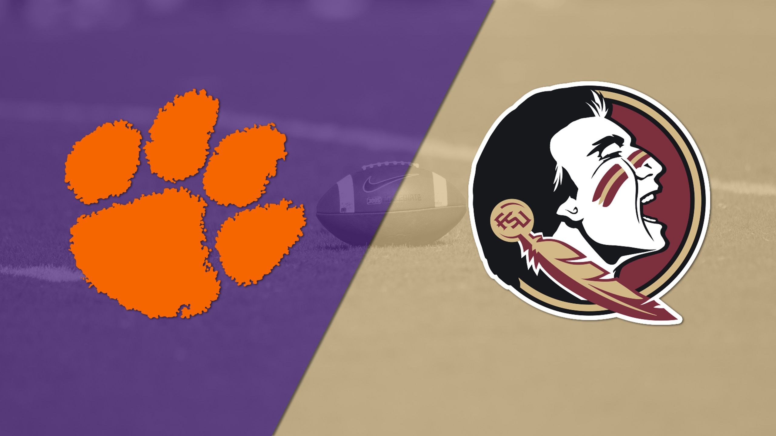 #3 Clemson vs. #12 Florida State (Football) (re-air)