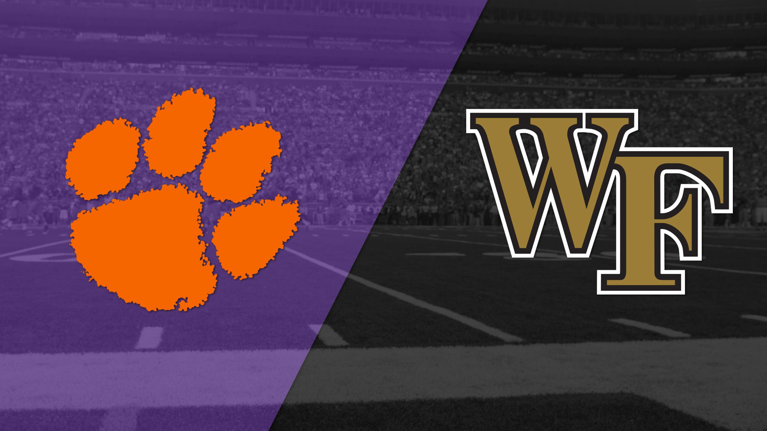 #4 Clemson vs. Wake Forest (Football) (re-air)