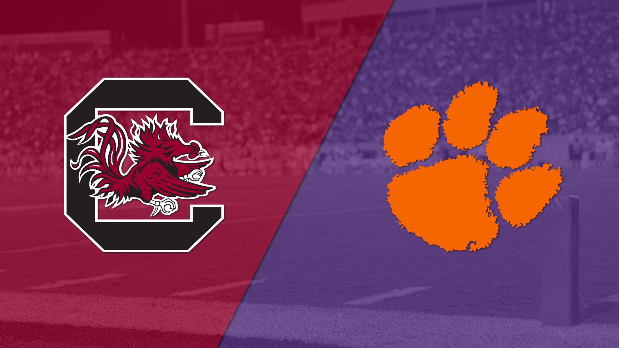 South Carolina vs. #4 Clemson (Football) (re-air)